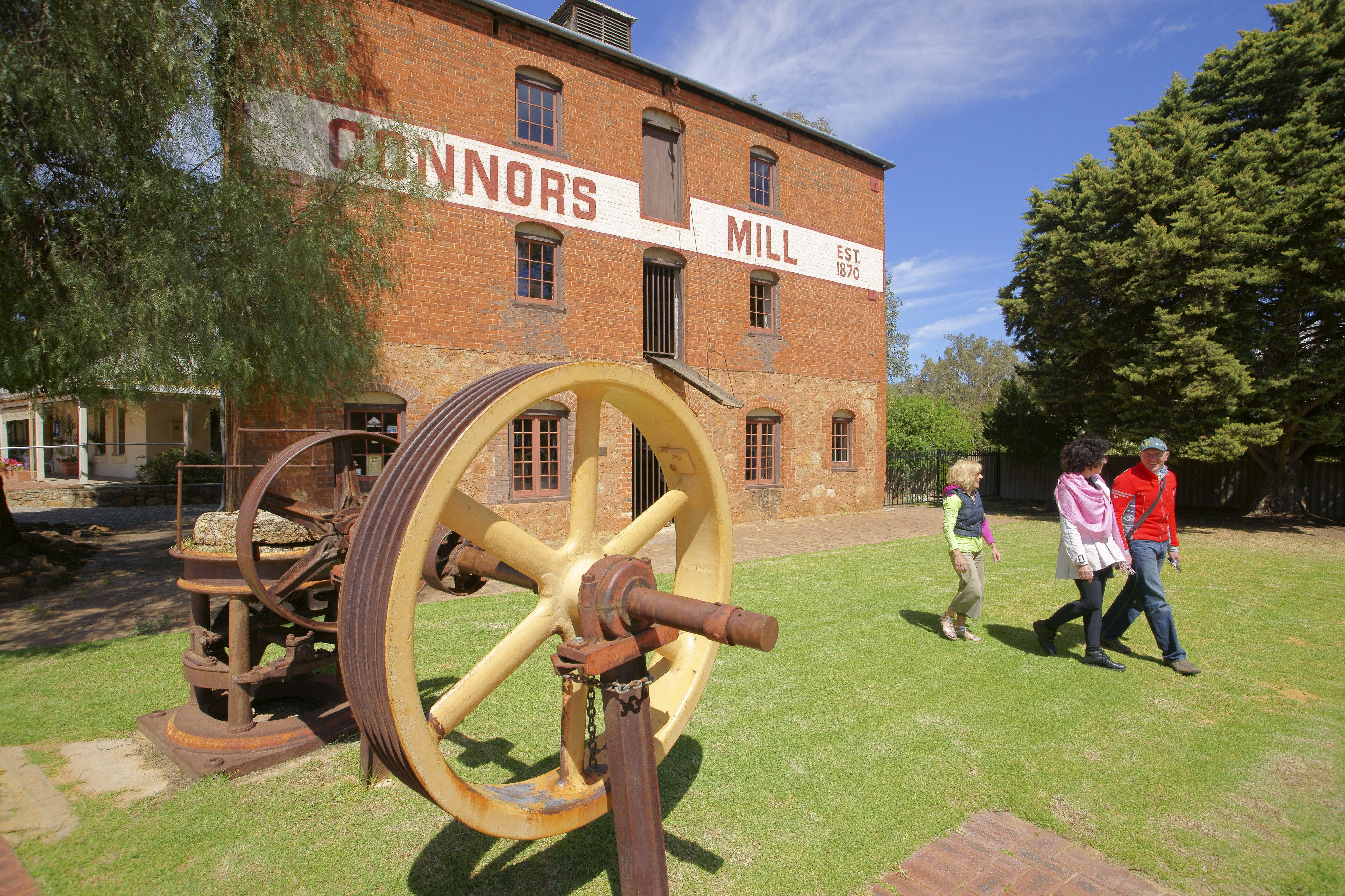 Connor's Mill Museum - Wagga Wagga Accommodation