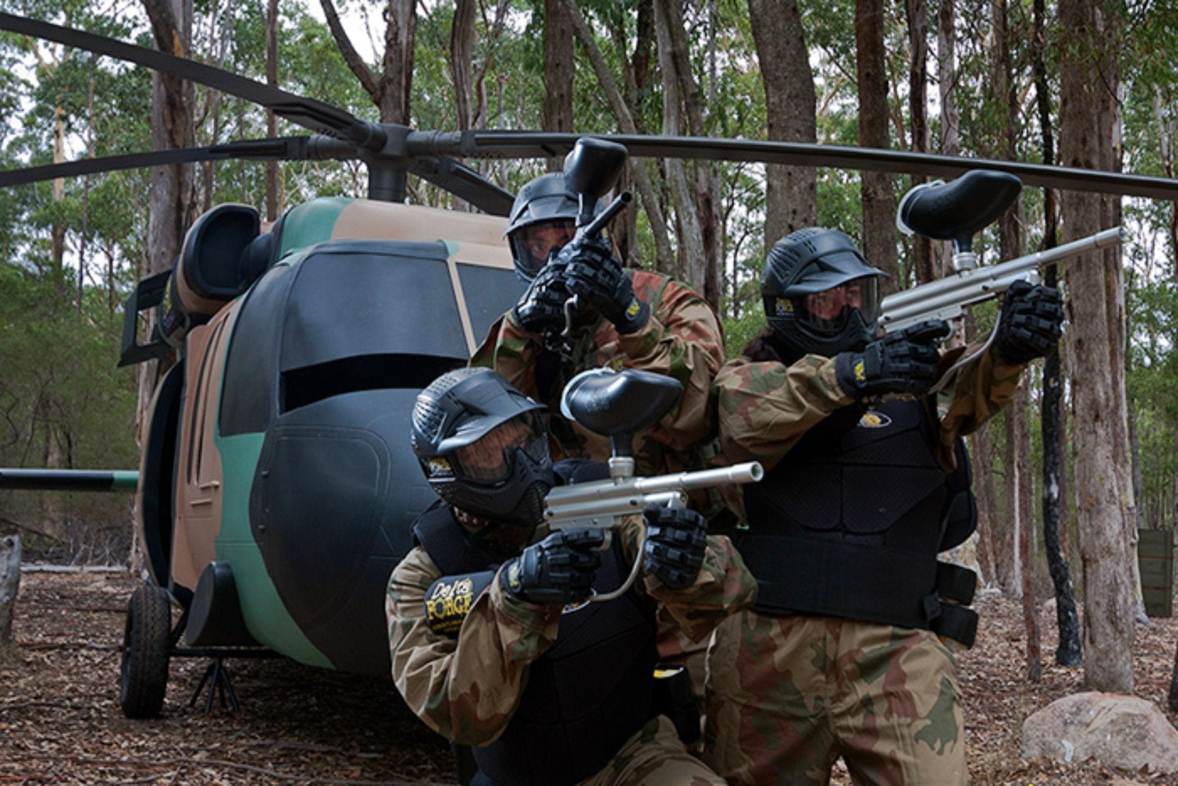 Delta Force Paintball Appin - Wagga Wagga Accommodation