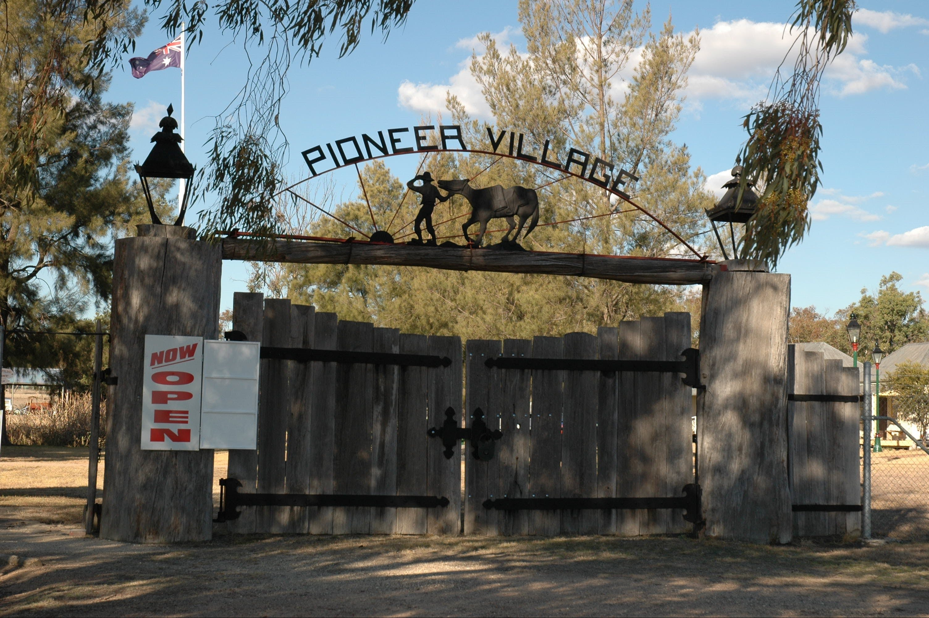 Inverell Pioneer Village - Wagga Wagga Accommodation