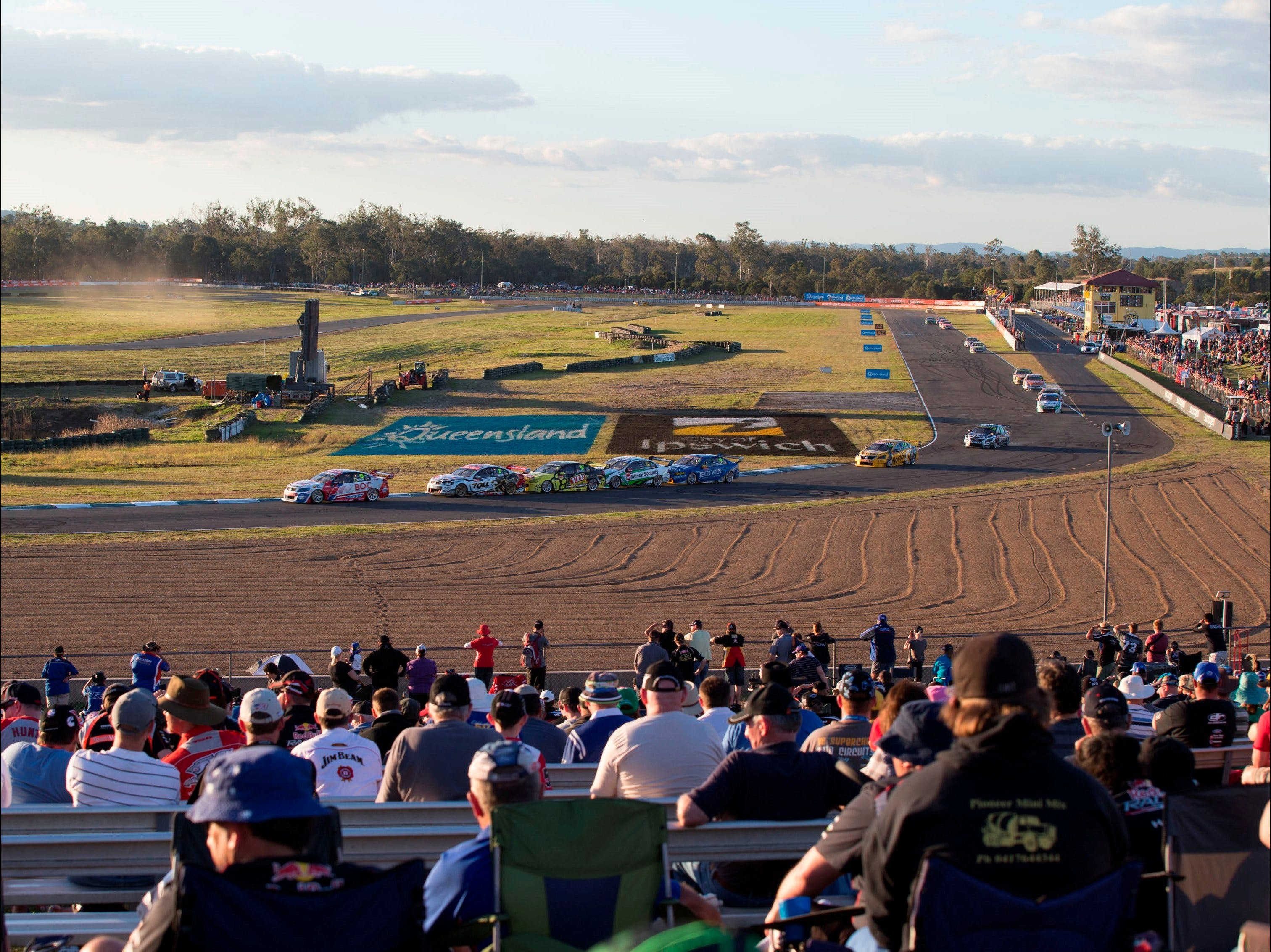 Ipswich Motorsport Precinct - Wagga Wagga Accommodation