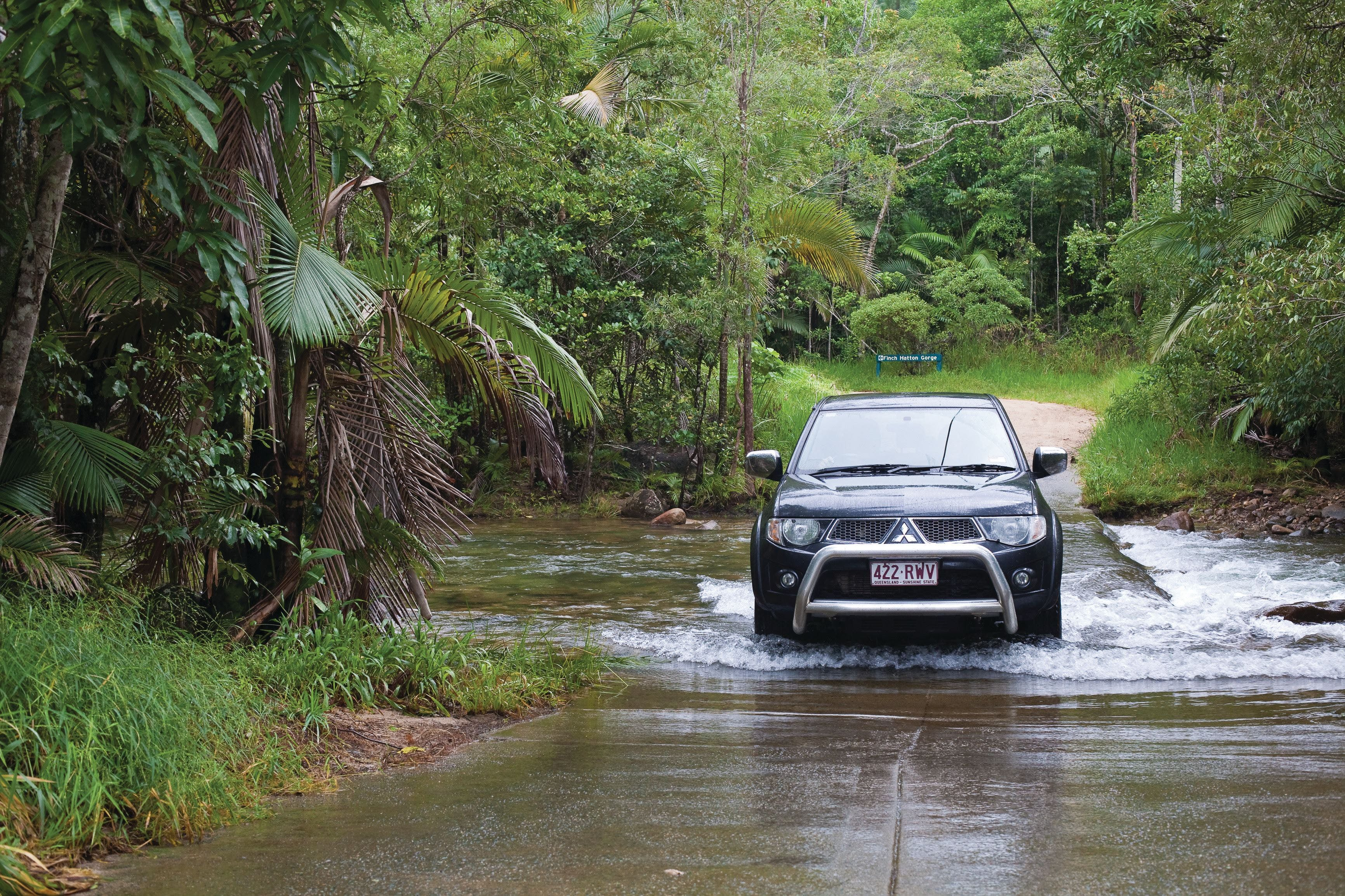 The Pioneer Valley and Eungella National Park - Wagga Wagga Accommodation