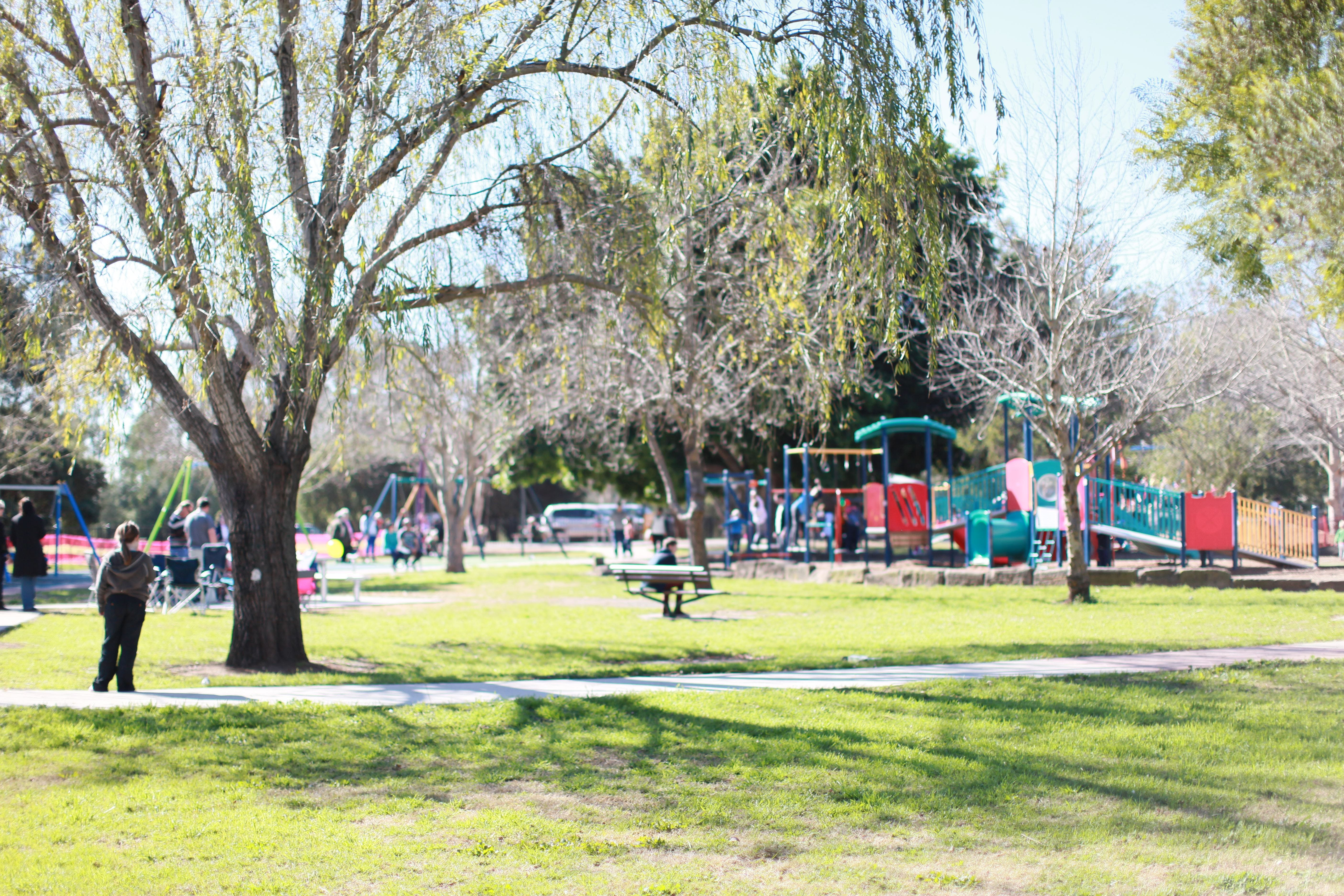 Rose Point Park All abilities playground - Wagga Wagga Accommodation
