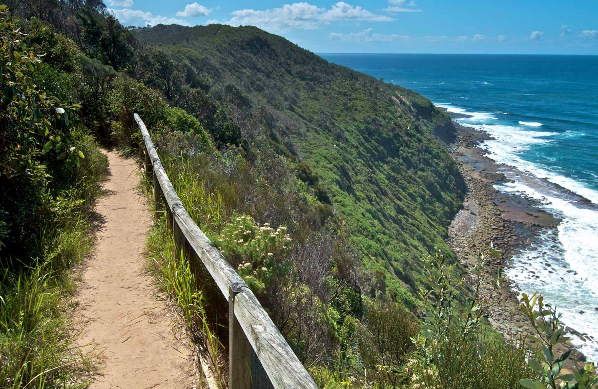 The Coast Walking Track - Wagga Wagga Accommodation
