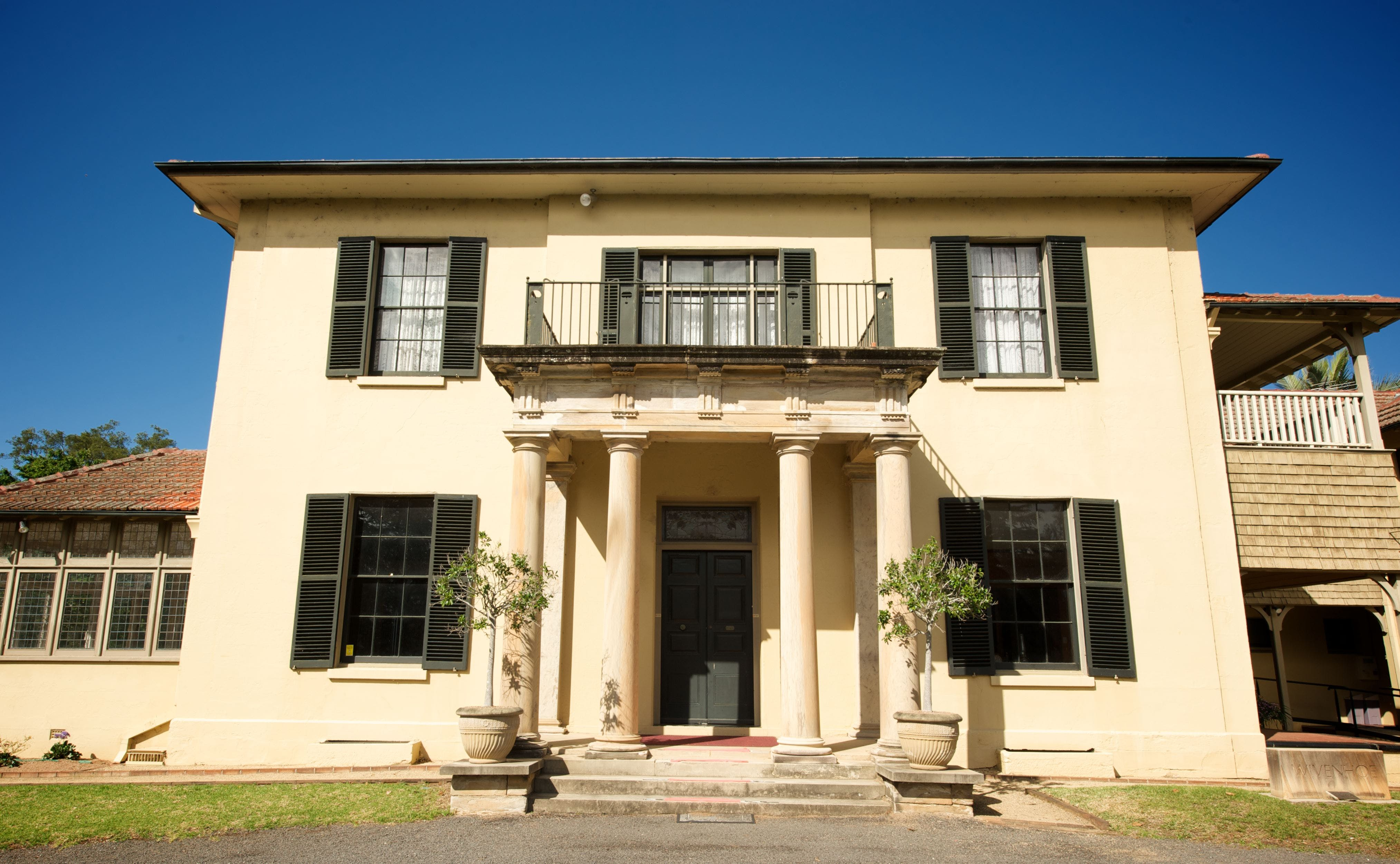 Wivenhoe House - Wagga Wagga Accommodation