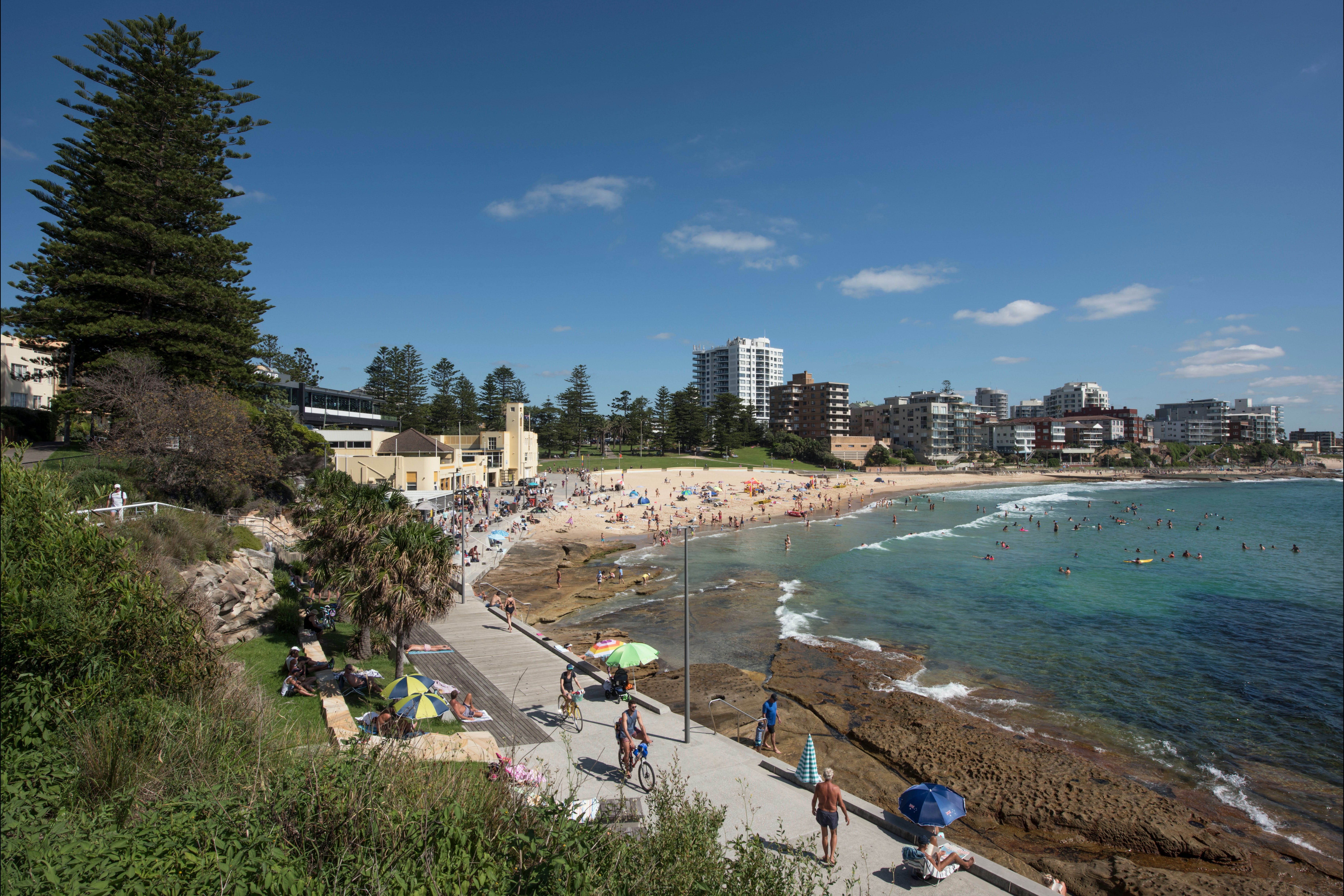 Cronulla Beach - Wagga Wagga Accommodation