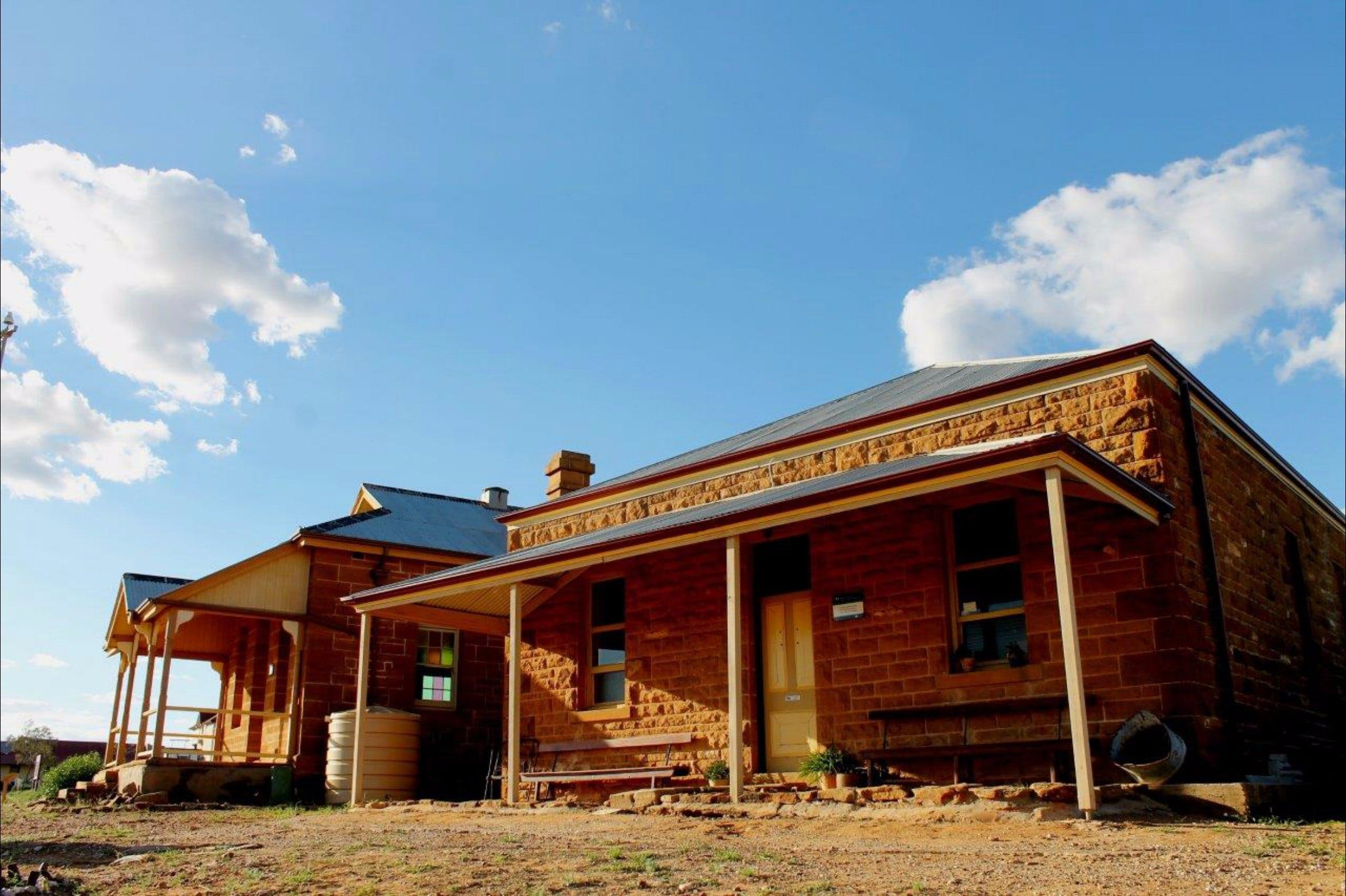 Milparinka Heritage Precinct/Milparinka Courthouse - Wagga Wagga Accommodation