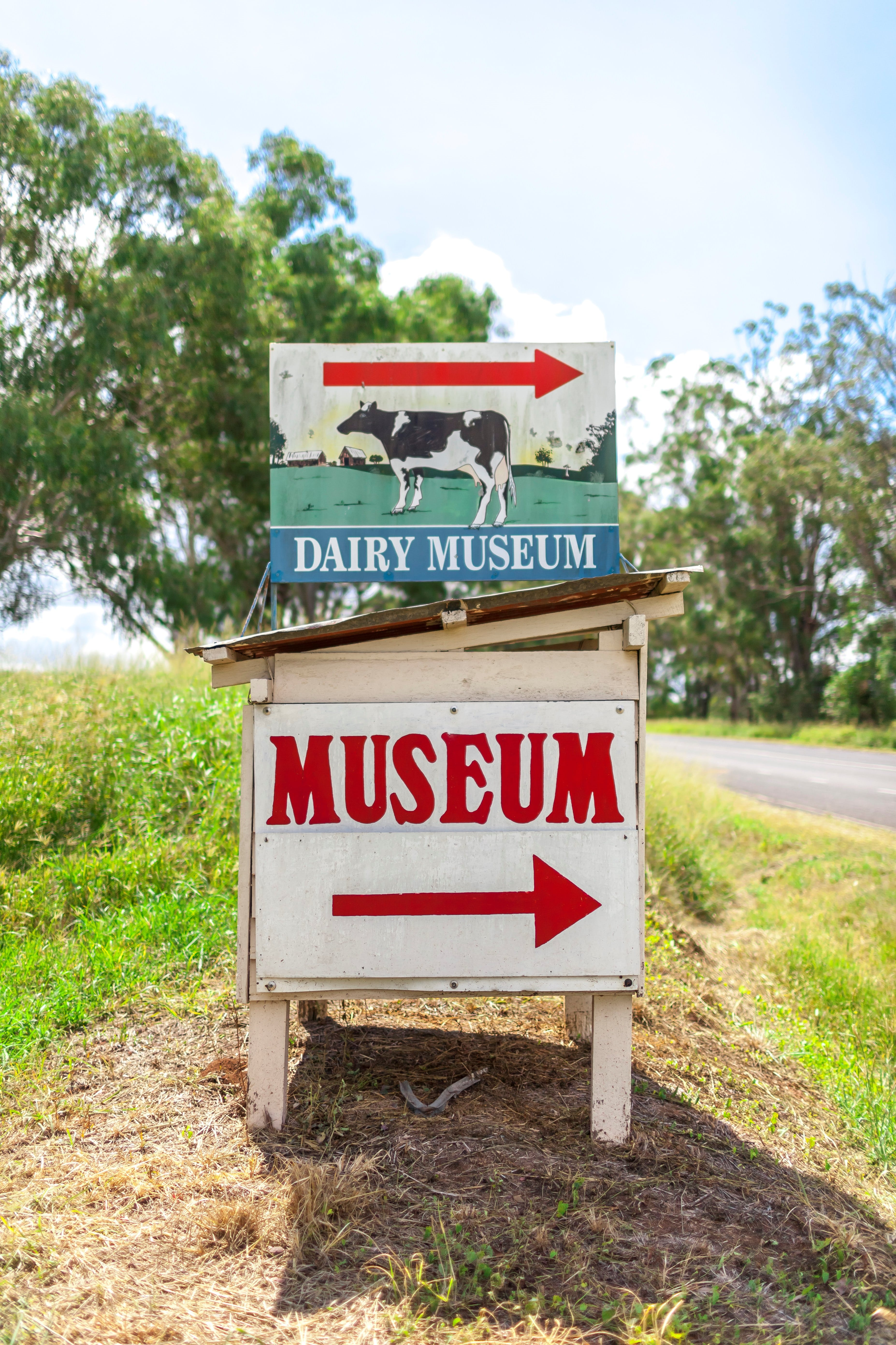 Queensland Dairy and Heritage Museum - Wagga Wagga Accommodation