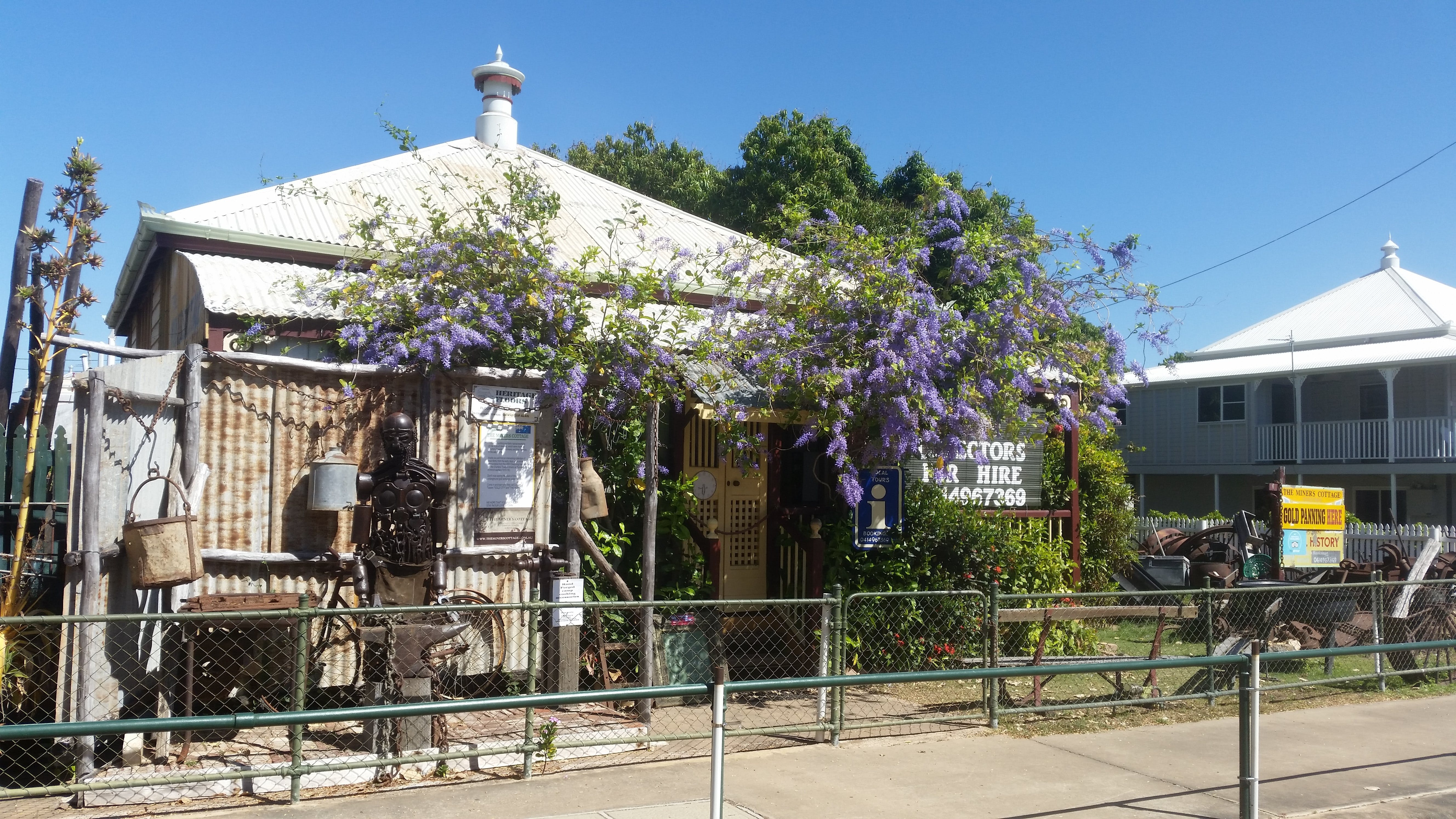 The Miner's Cottage - Wagga Wagga Accommodation