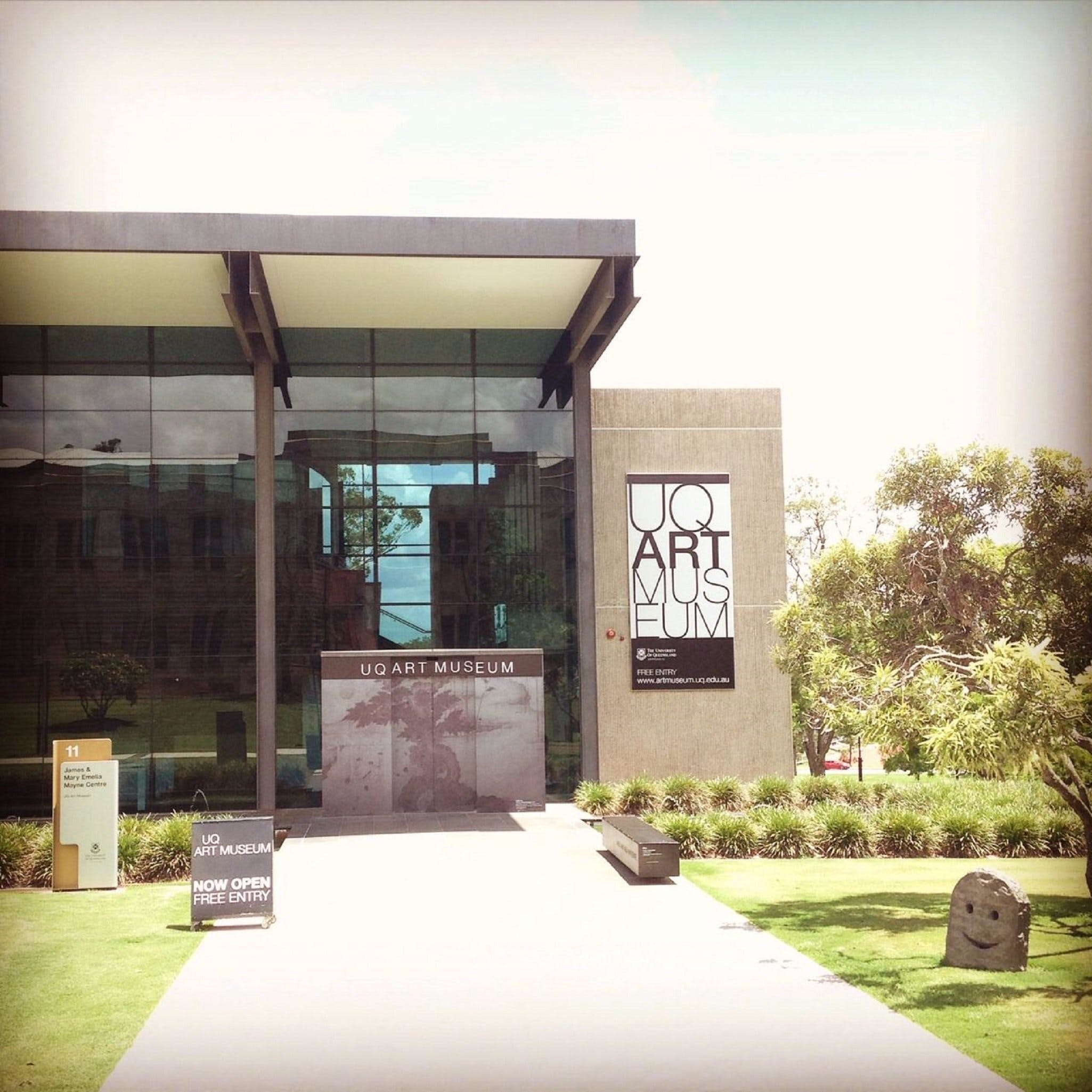 UQ Art Museum - Wagga Wagga Accommodation