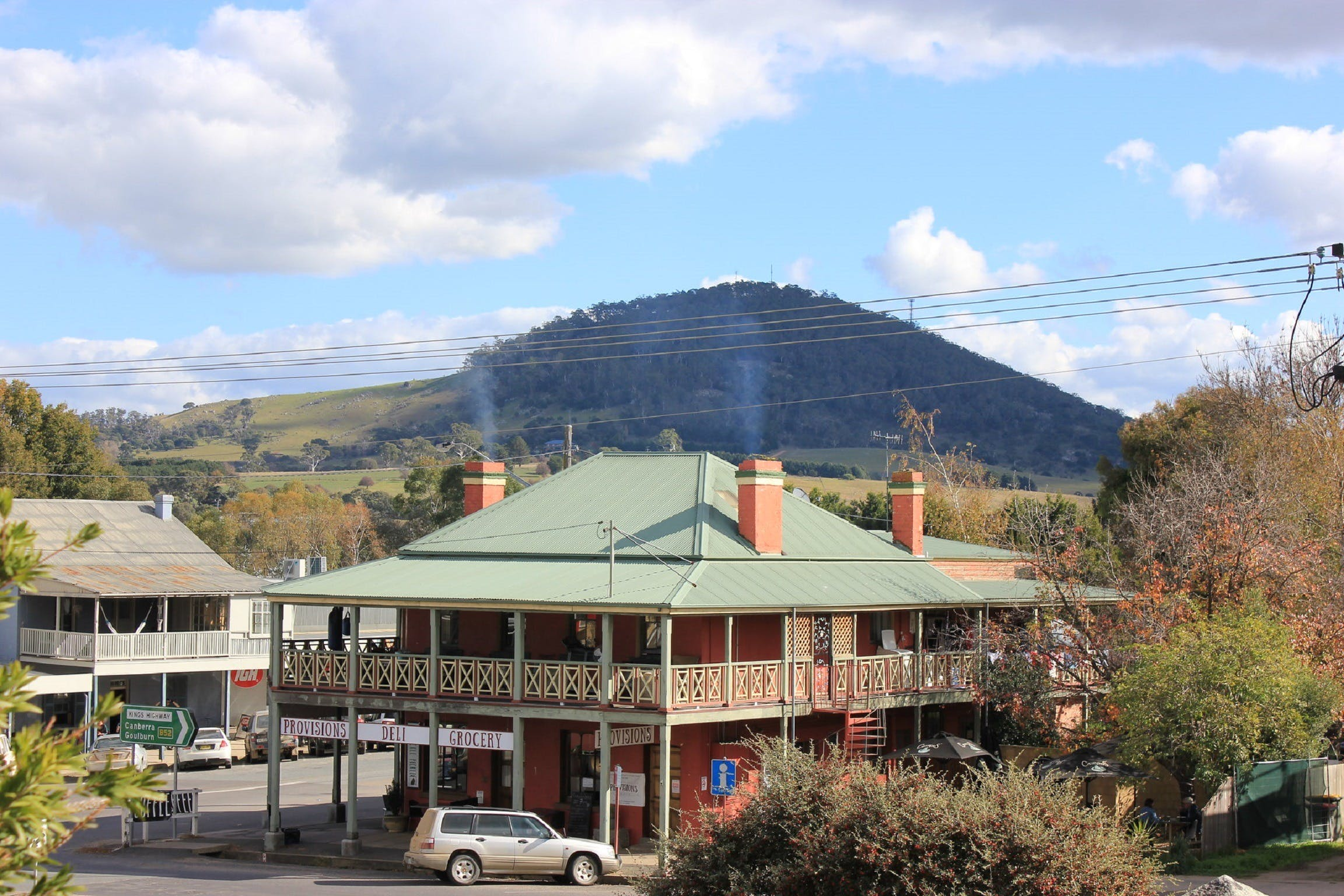 Braidwood Heritage Walk - Wagga Wagga Accommodation