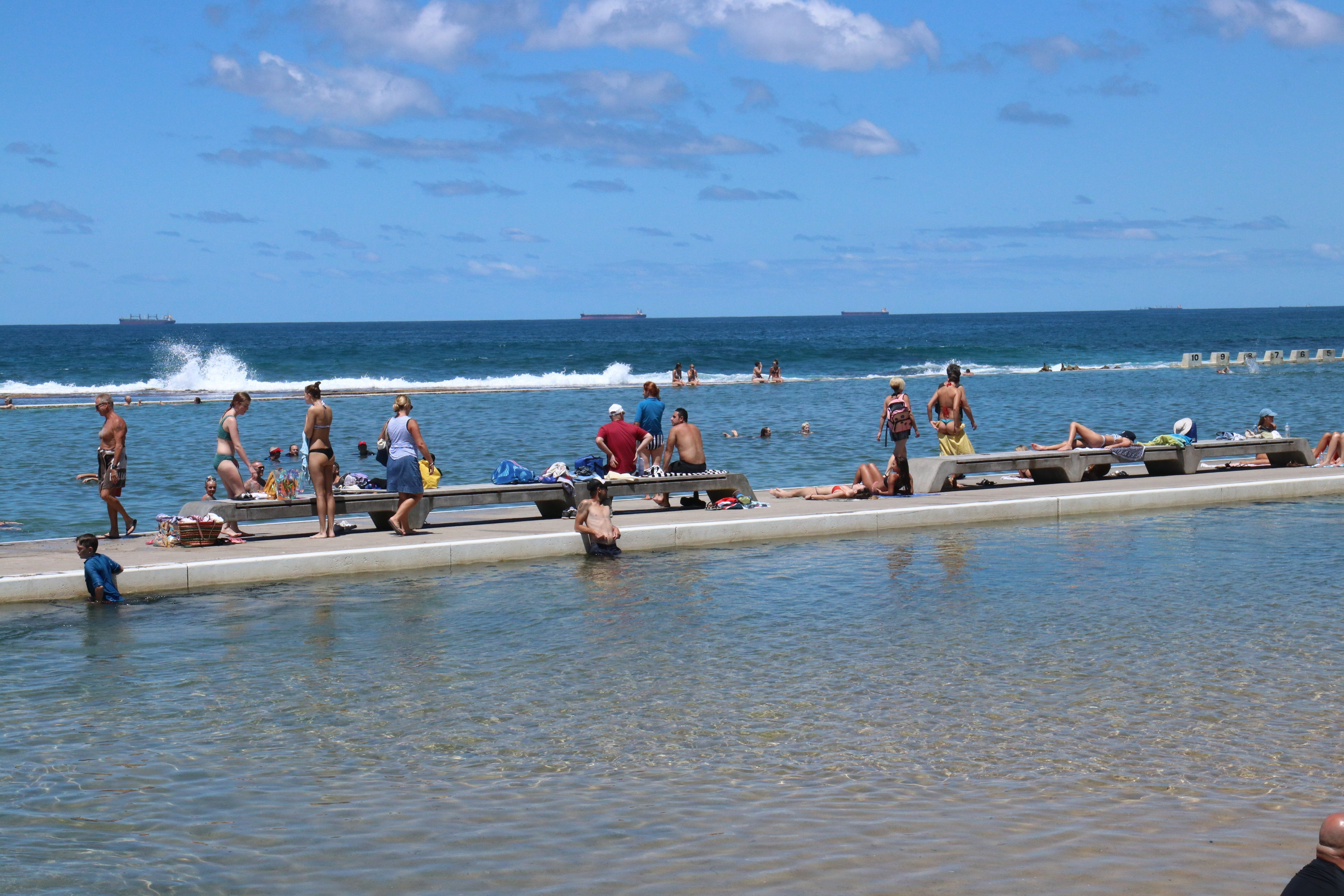 Merewether Ocean Baths - Wagga Wagga Accommodation