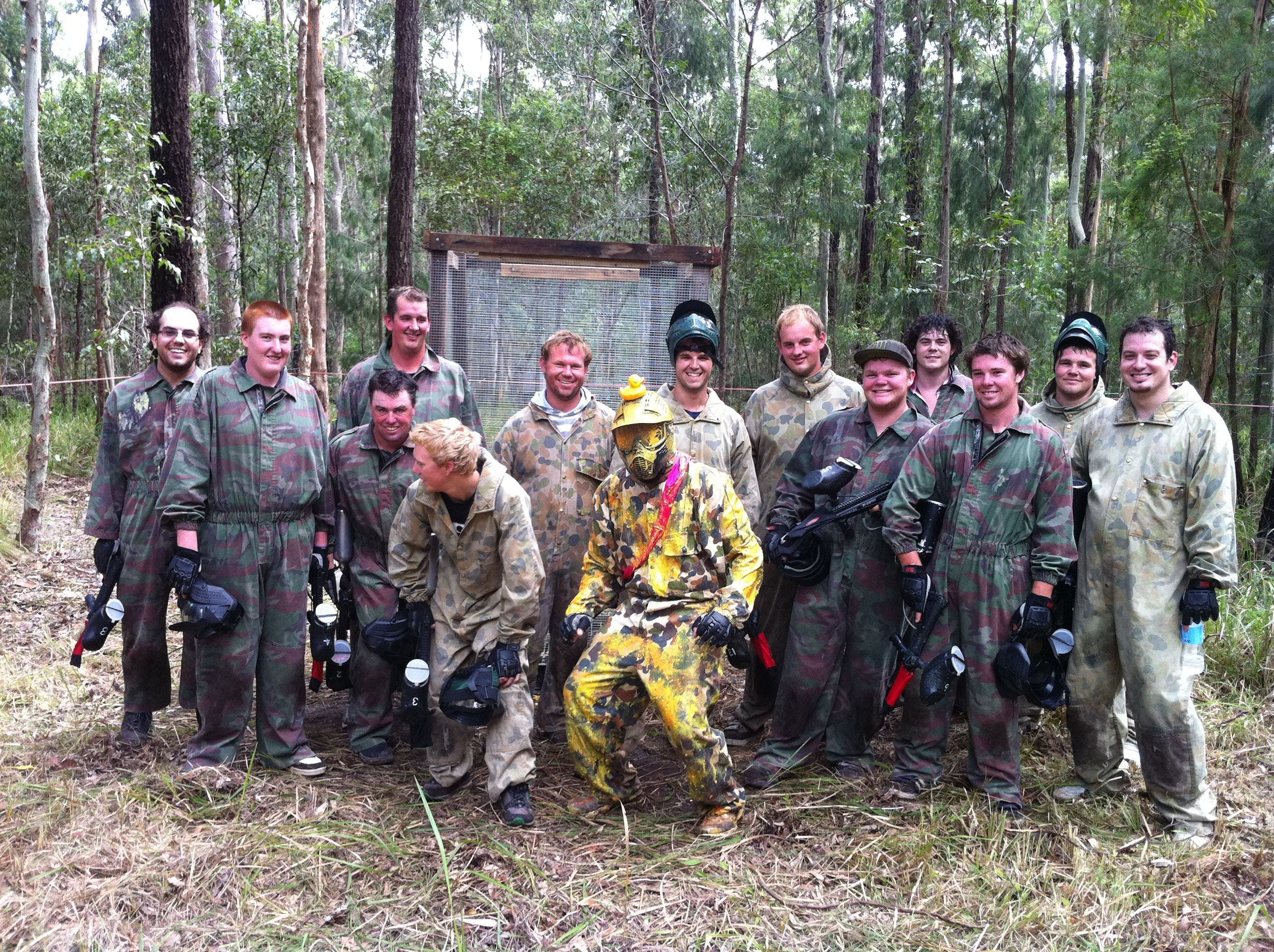 Mid North Coast Paintball - Wagga Wagga Accommodation