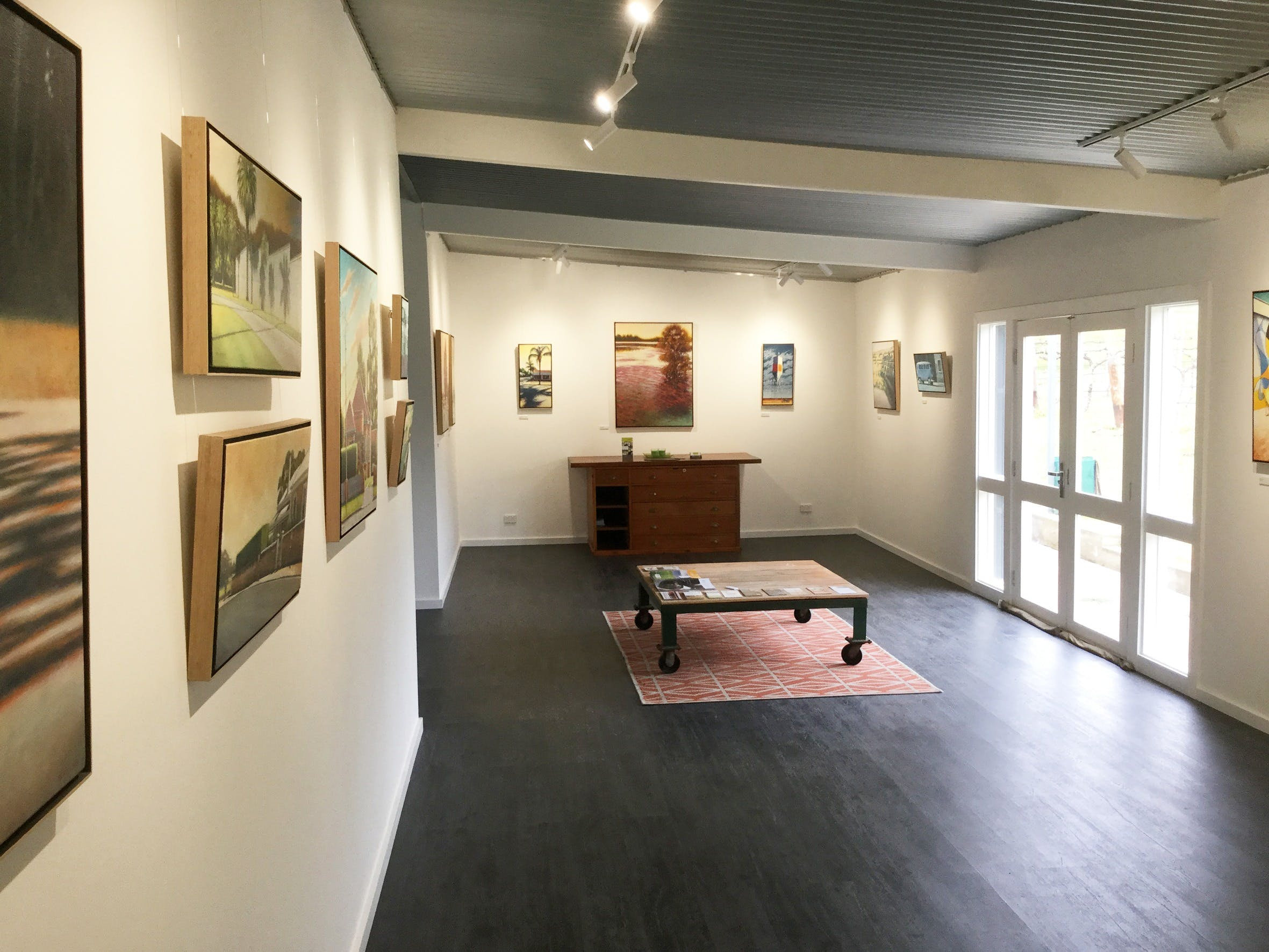 Studio Meadows Gallery - Wagga Wagga Accommodation