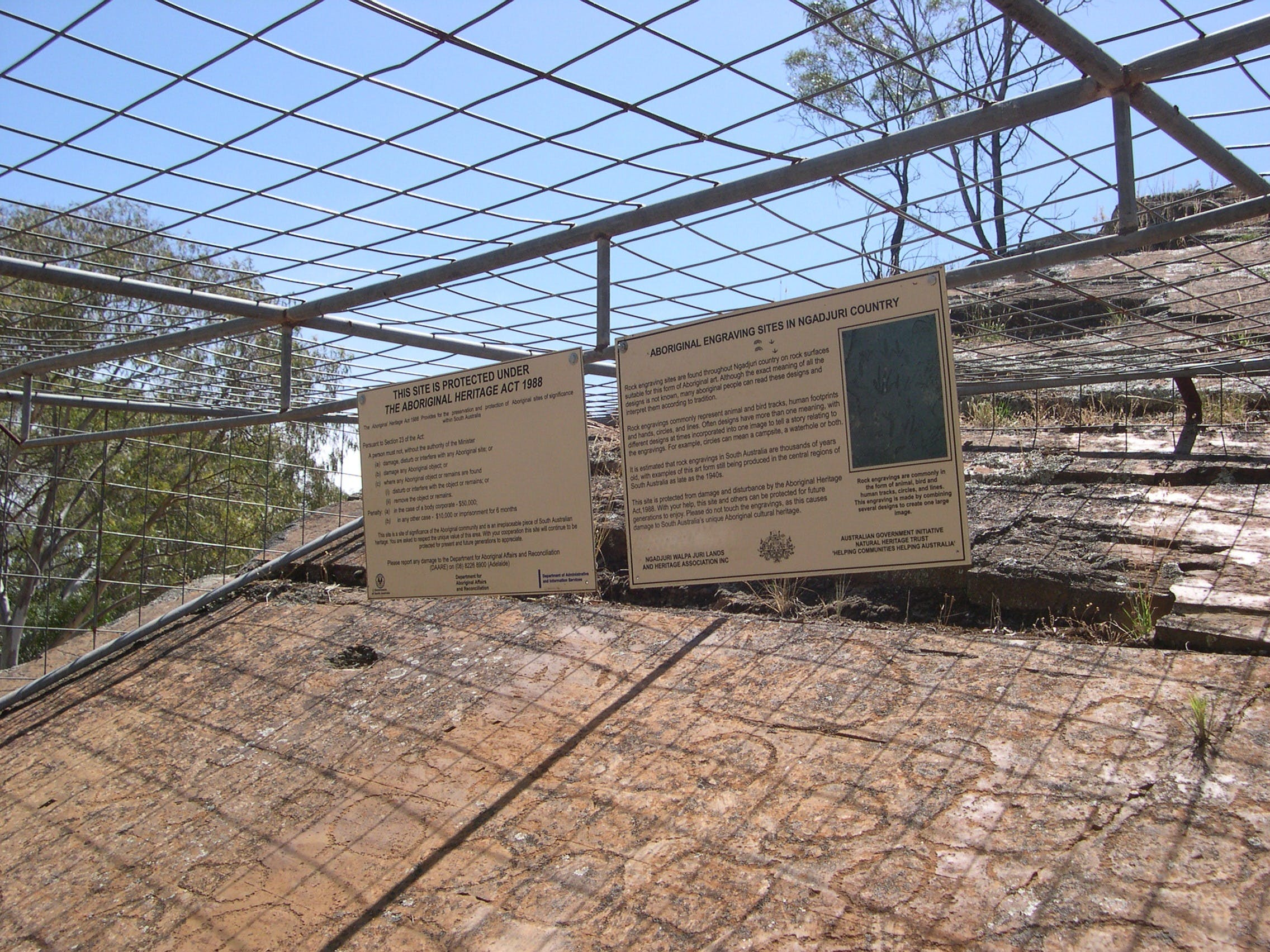 Aboriginal Carvings - Wagga Wagga Accommodation