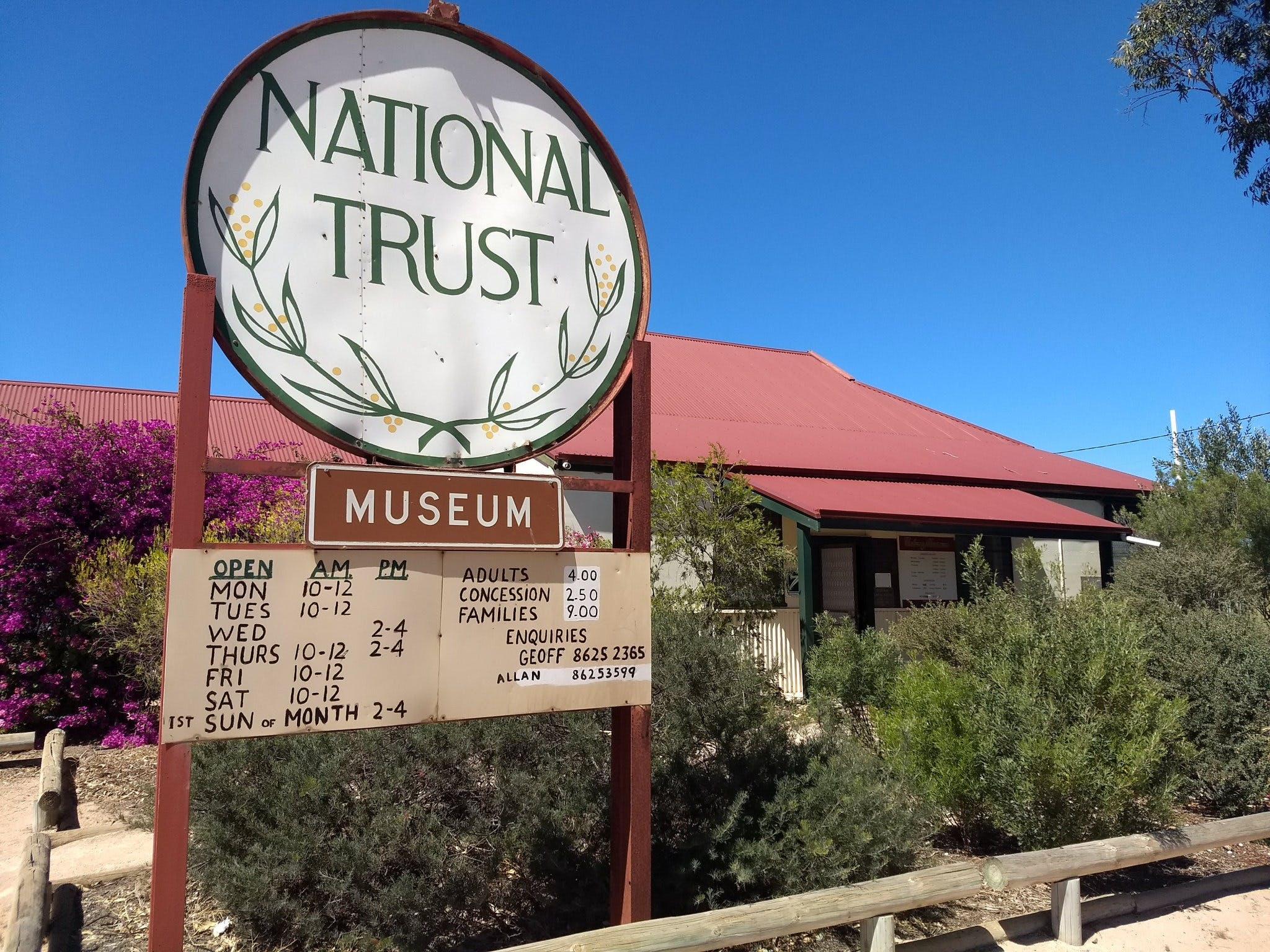 Ceduna National Trust Musuem - Wagga Wagga Accommodation