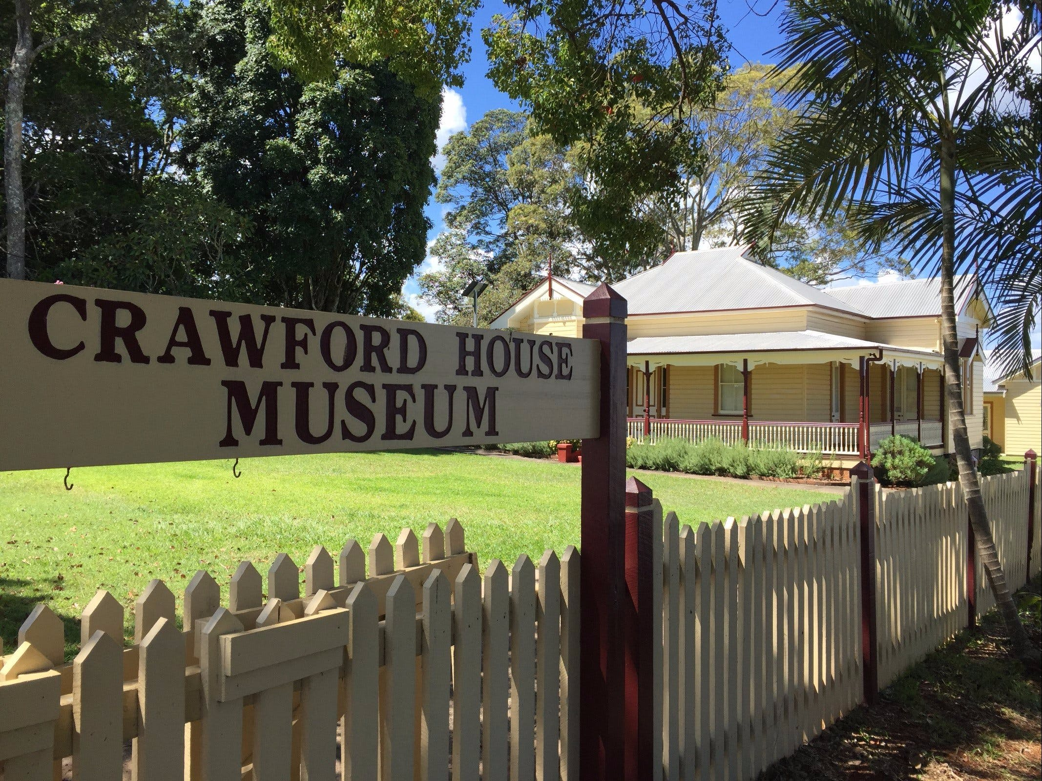 Crawford House Alstonville - Wagga Wagga Accommodation