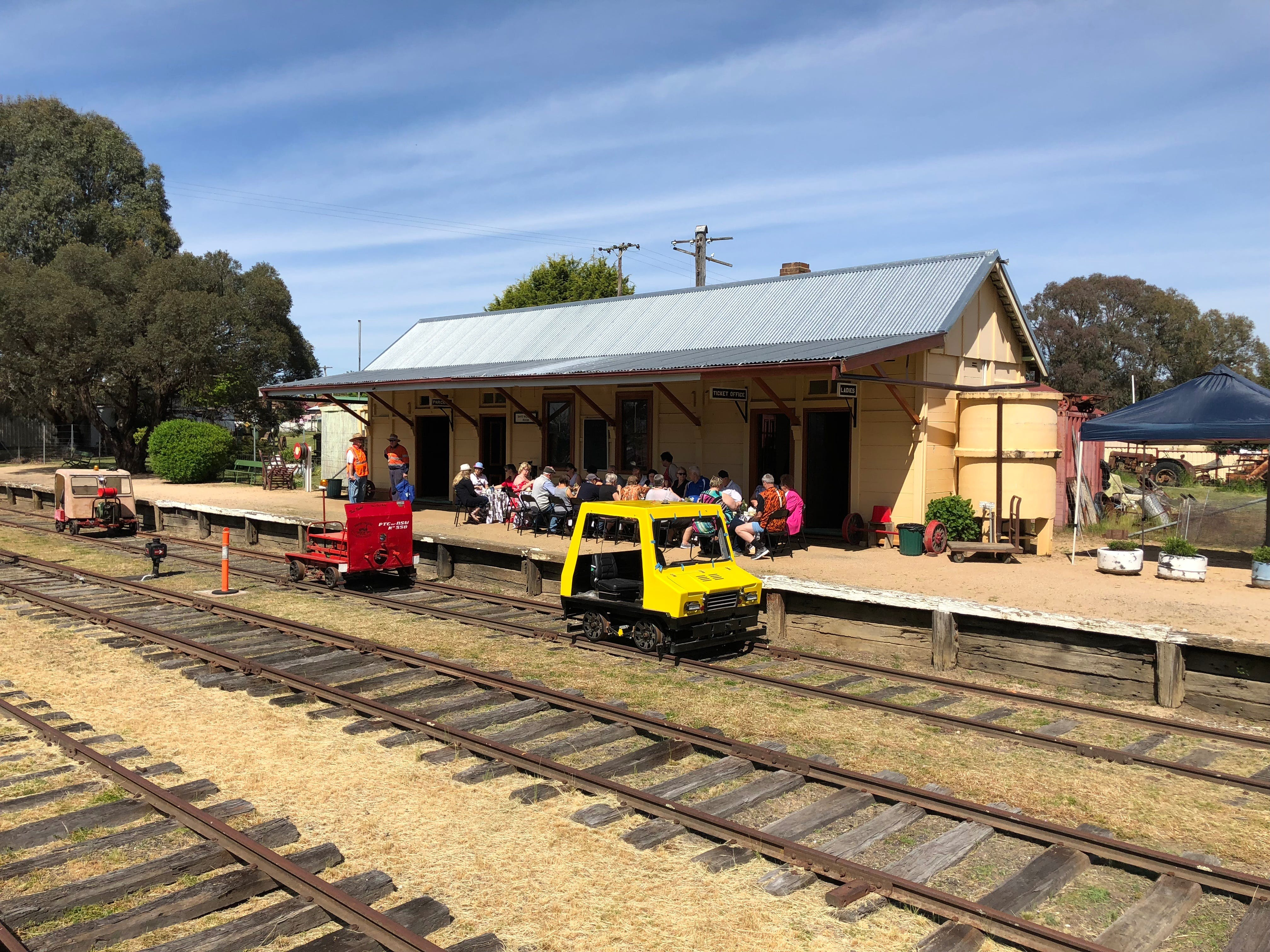 Oberon Tarana Heritage Railway - Wagga Wagga Accommodation