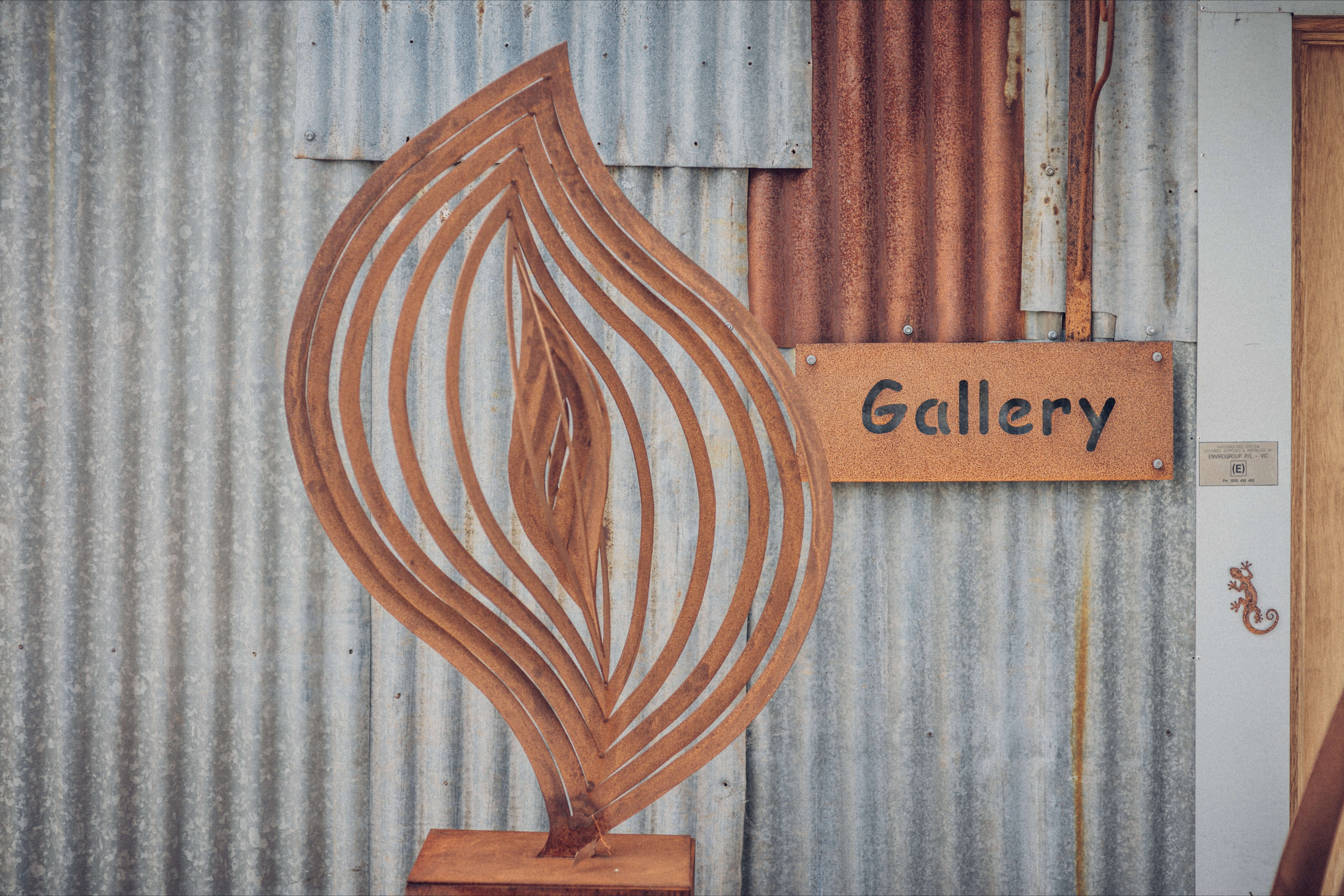 Overwrought Sculpture Garden and Gallery - Wagga Wagga Accommodation