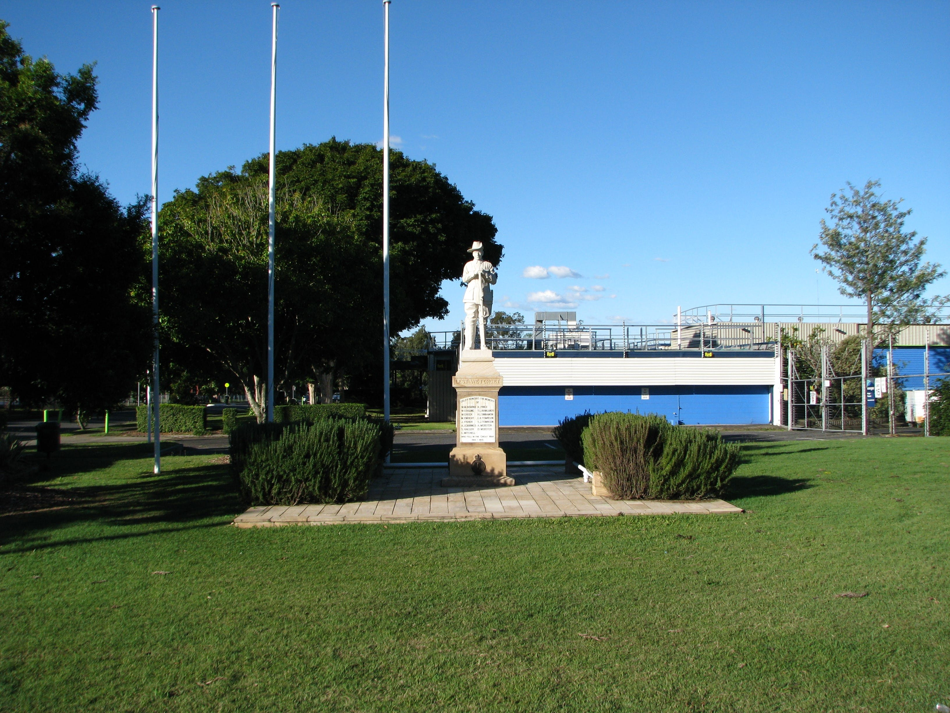 Oxley War Memorial - Wagga Wagga Accommodation
