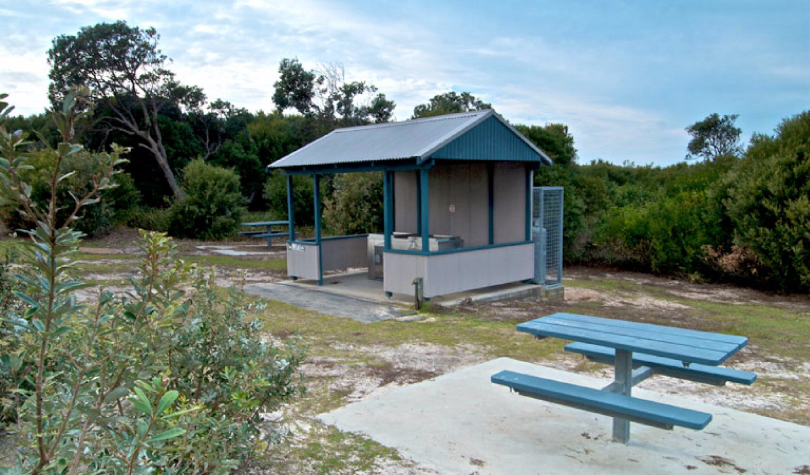 Tea Tree picnic area and lookout - Wagga Wagga Accommodation