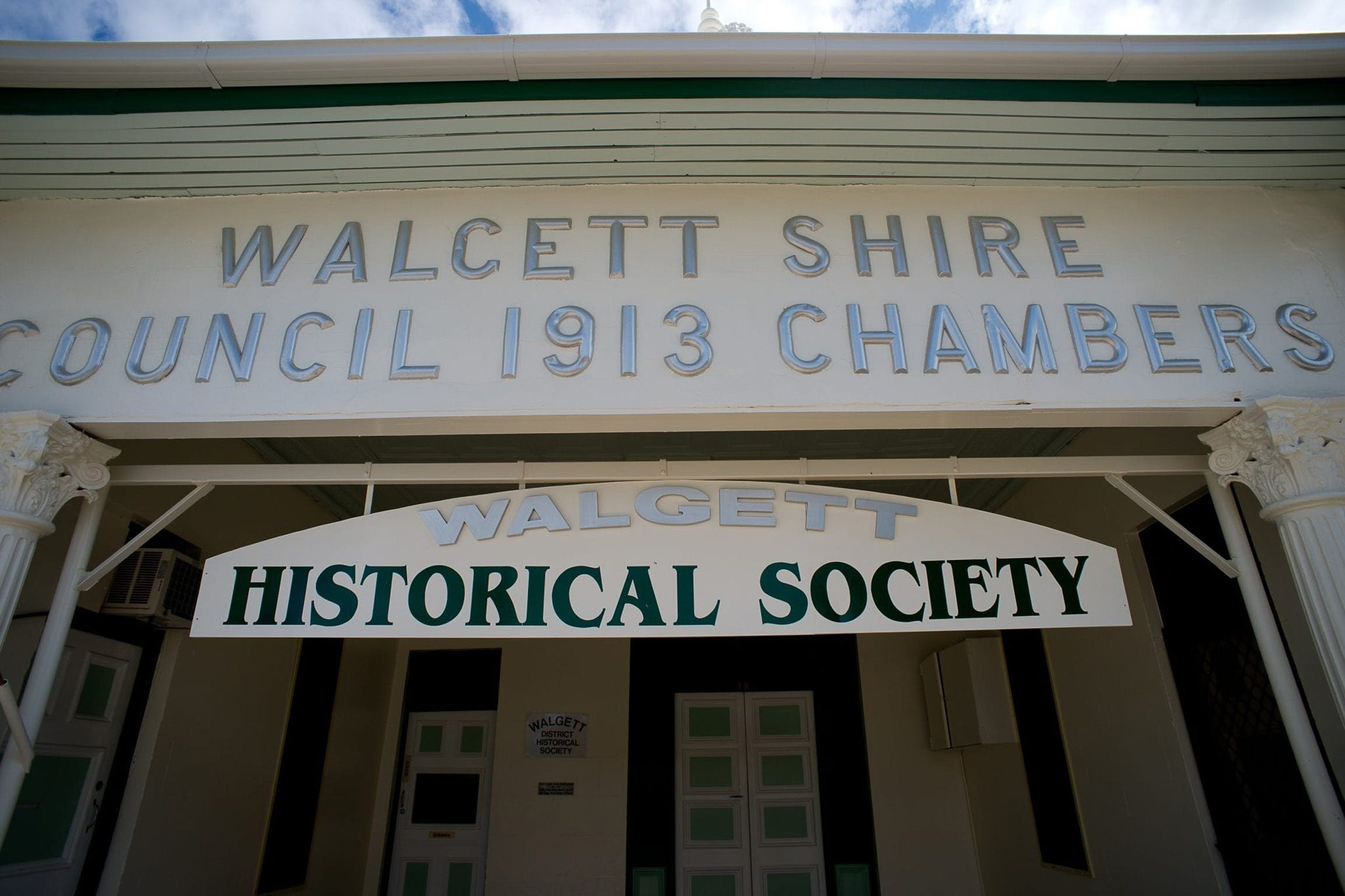 Walgett Historical Society - Wagga Wagga Accommodation