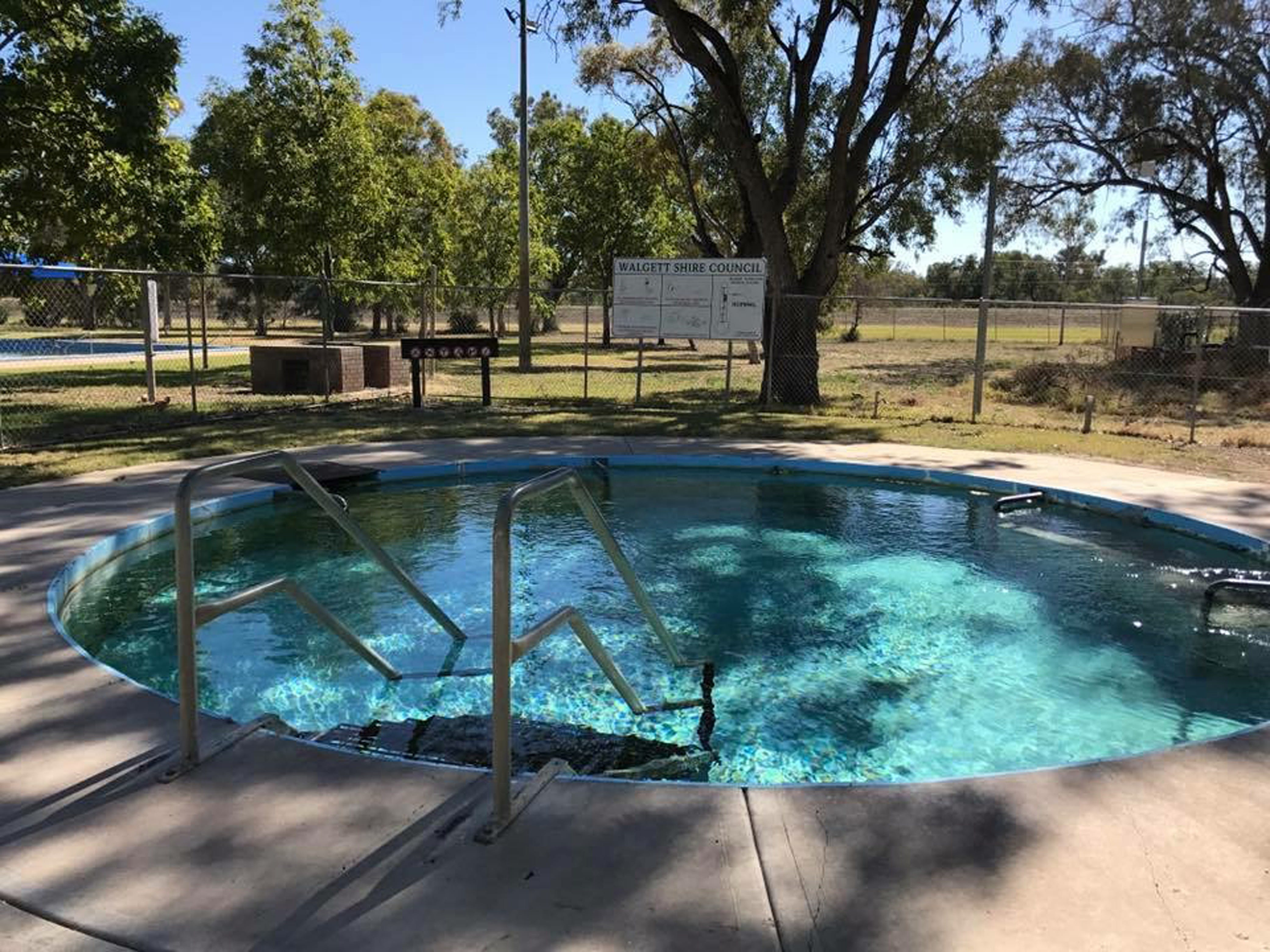 Walgett Artesian Bore Baths - Wagga Wagga Accommodation