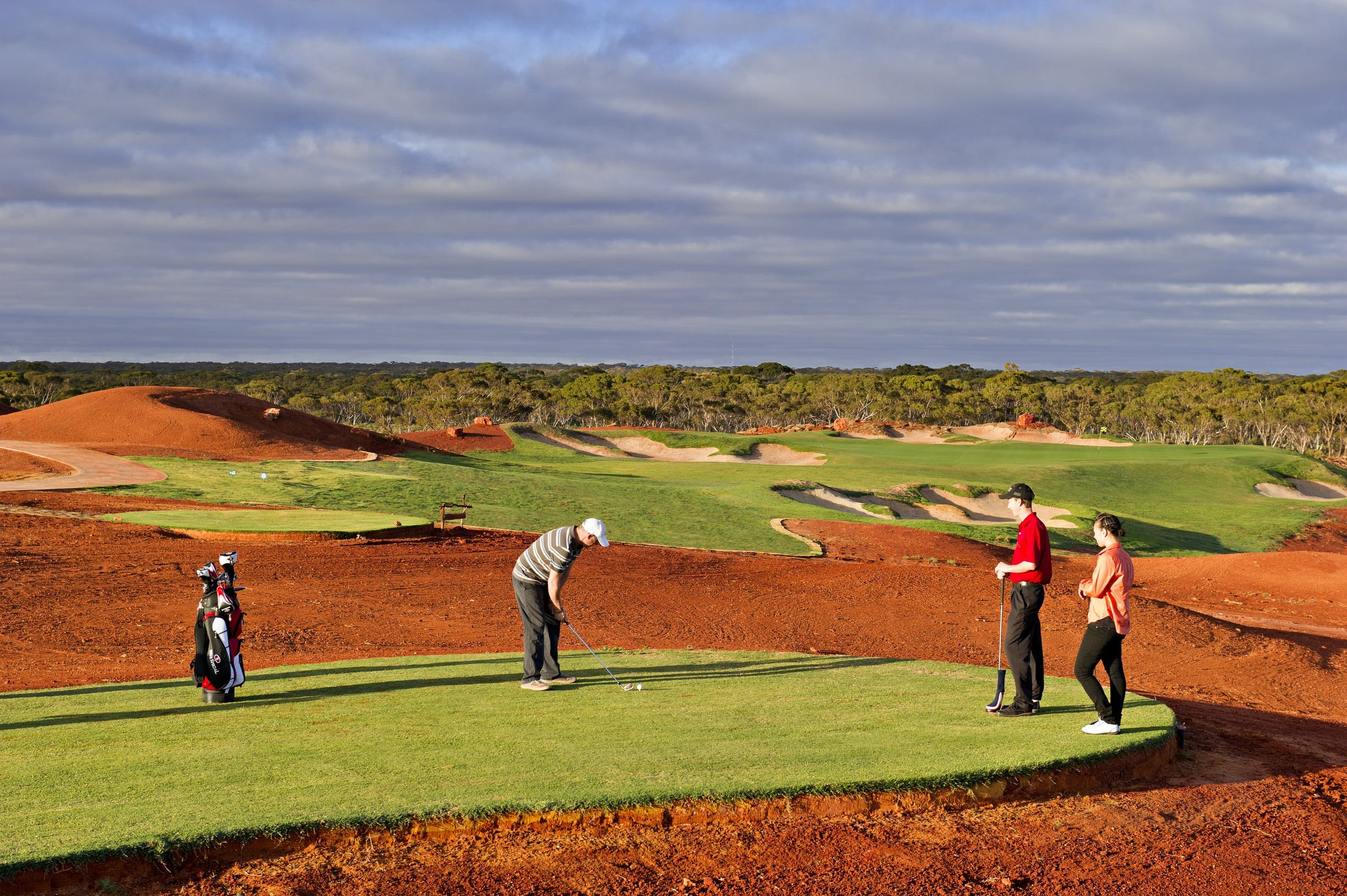 Kalgoorlie Golf Course - Wagga Wagga Accommodation