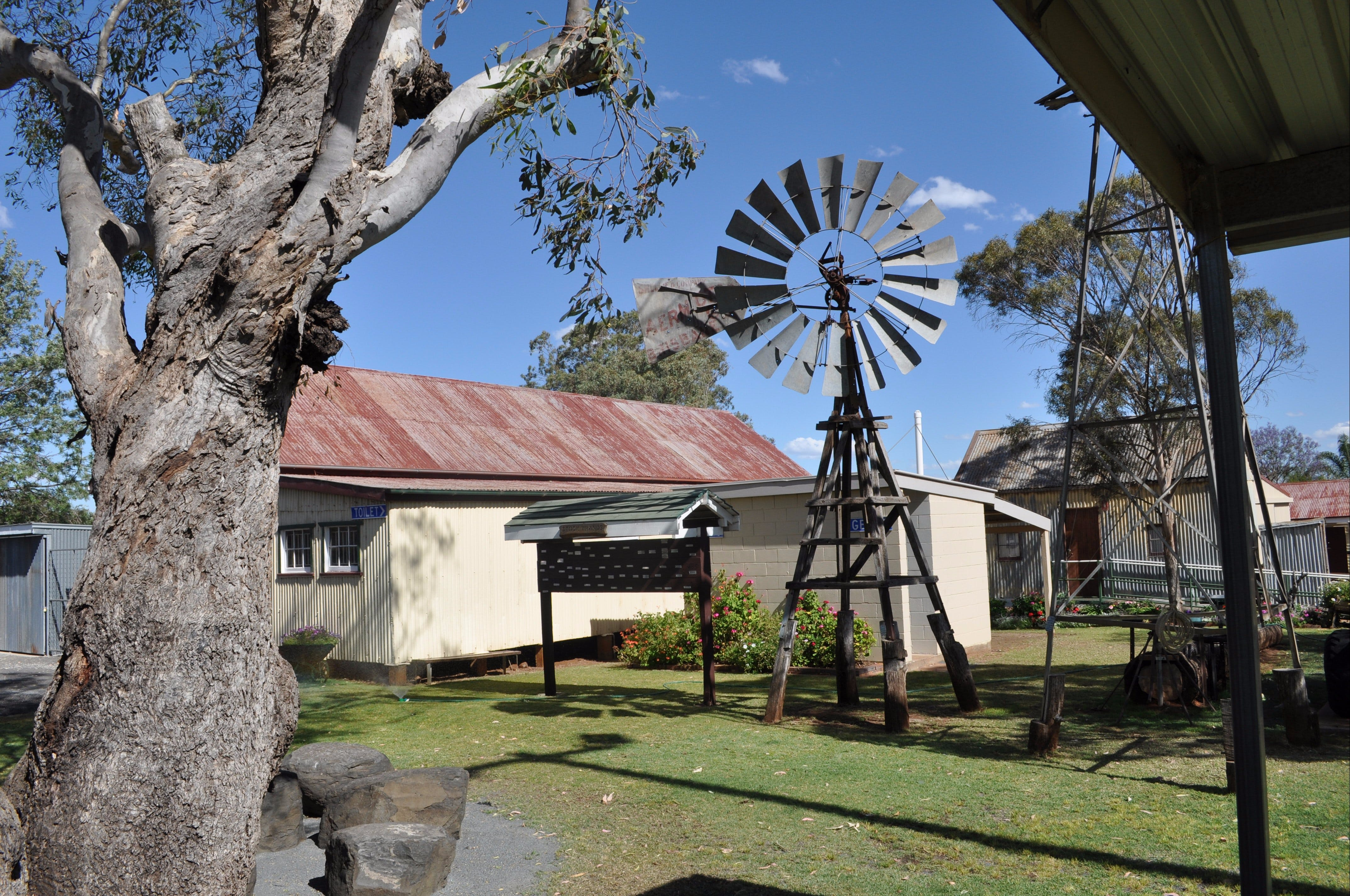 Pittsworth  Pioneer Historical Village - Wagga Wagga Accommodation