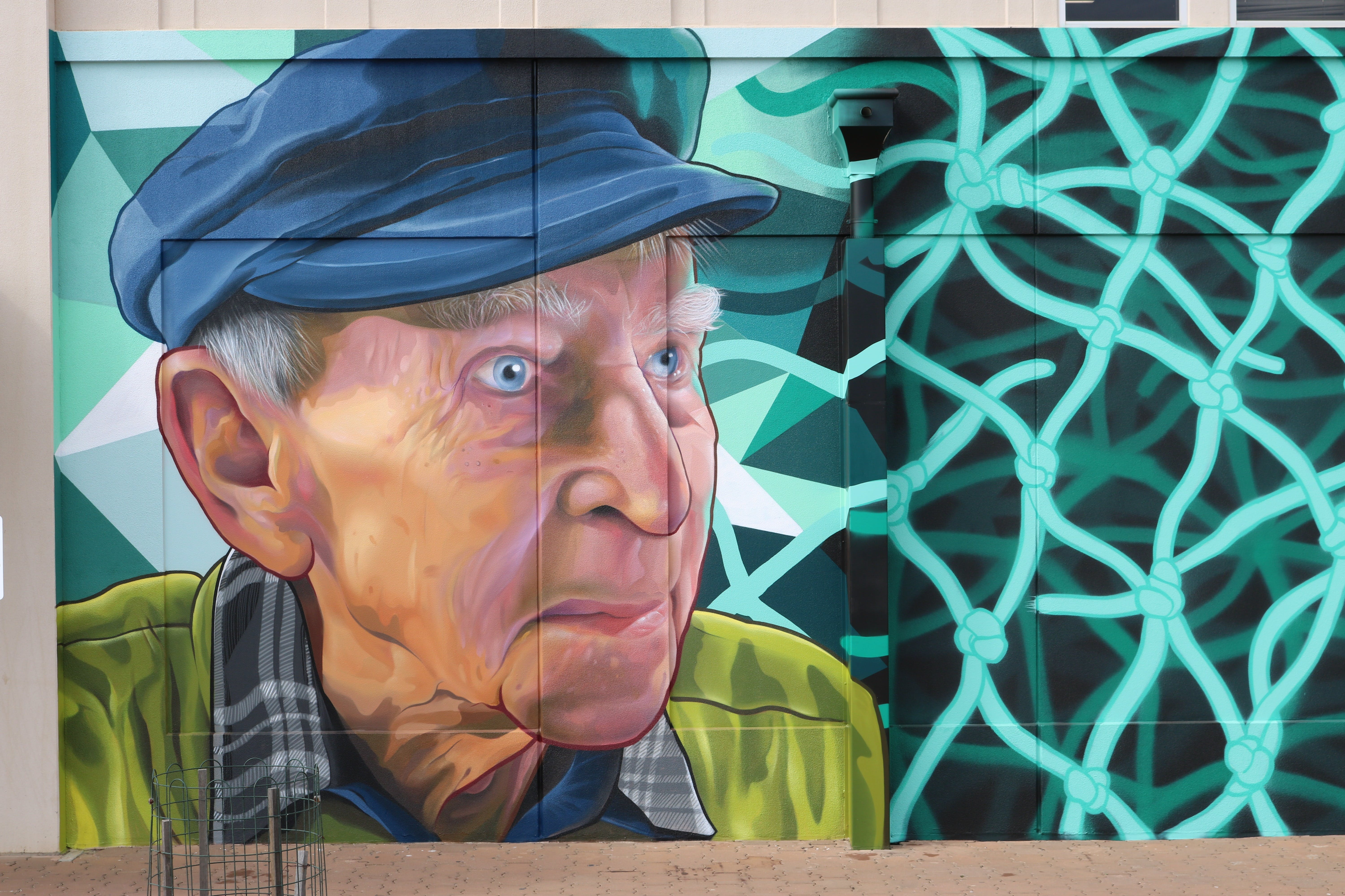 Port Pirie Mural Trail - Wagga Wagga Accommodation