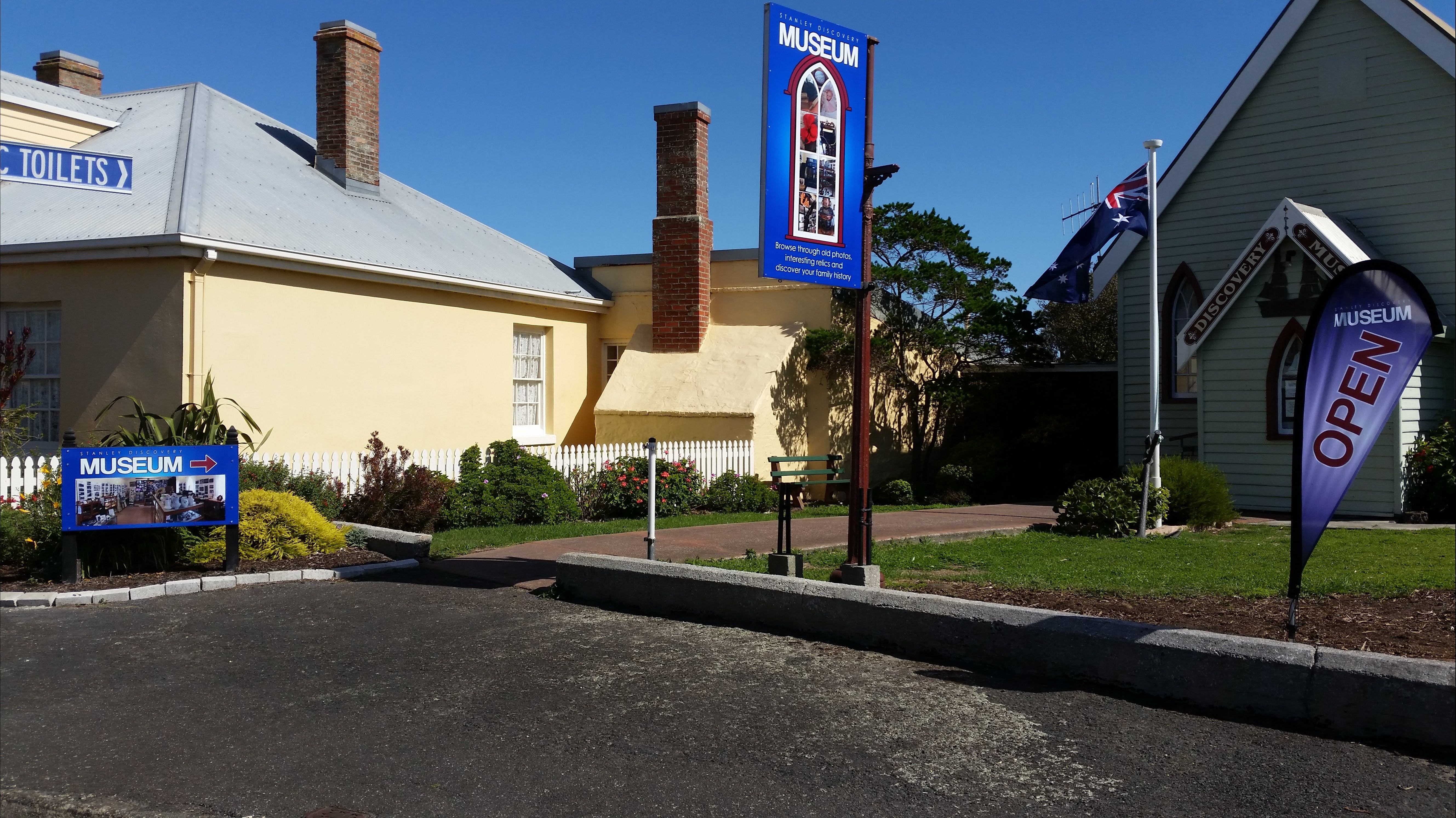 Stanley Discovery Museum - Wagga Wagga Accommodation