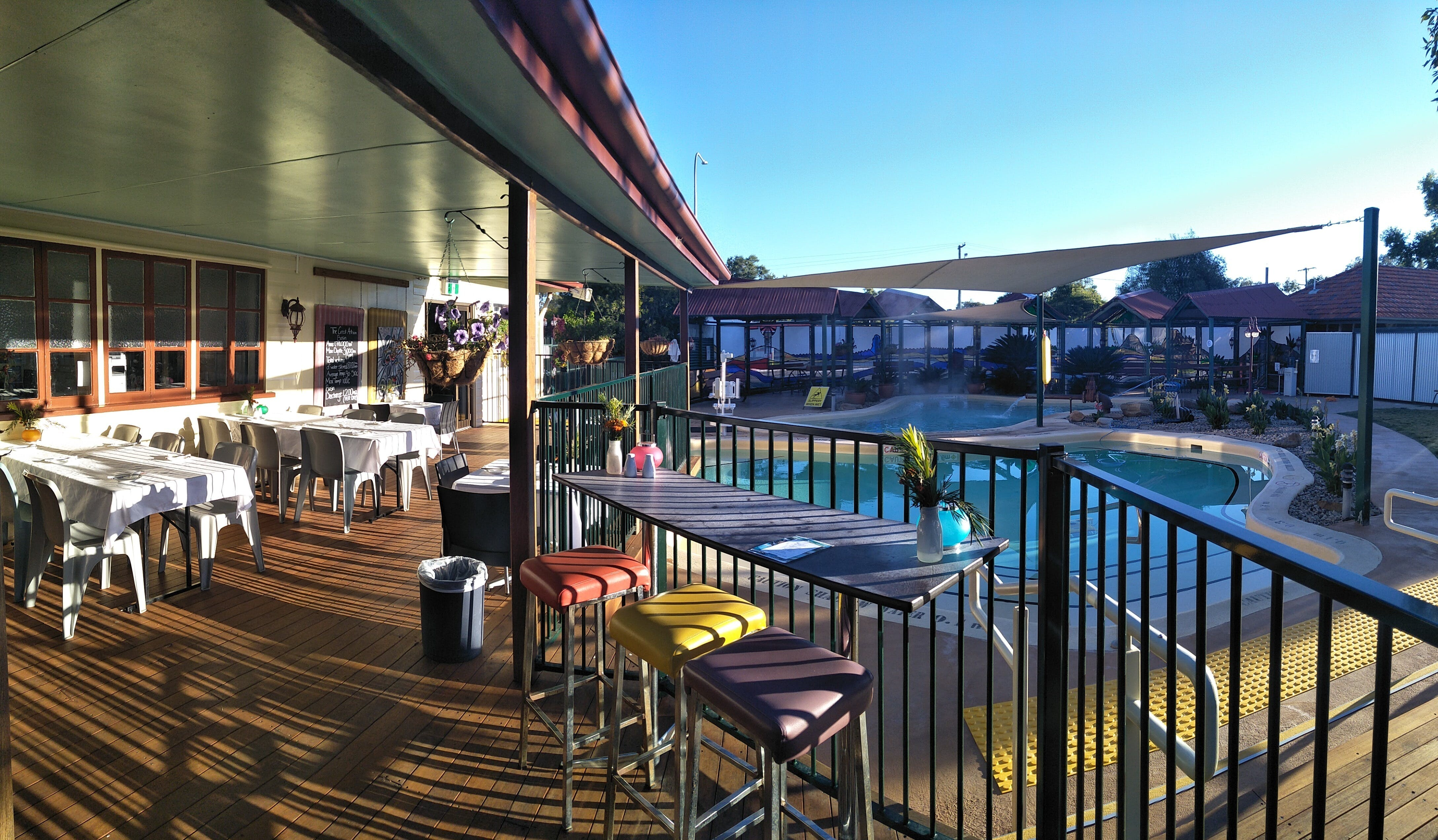 The Great Artesian Spa Mitchell - Wagga Wagga Accommodation