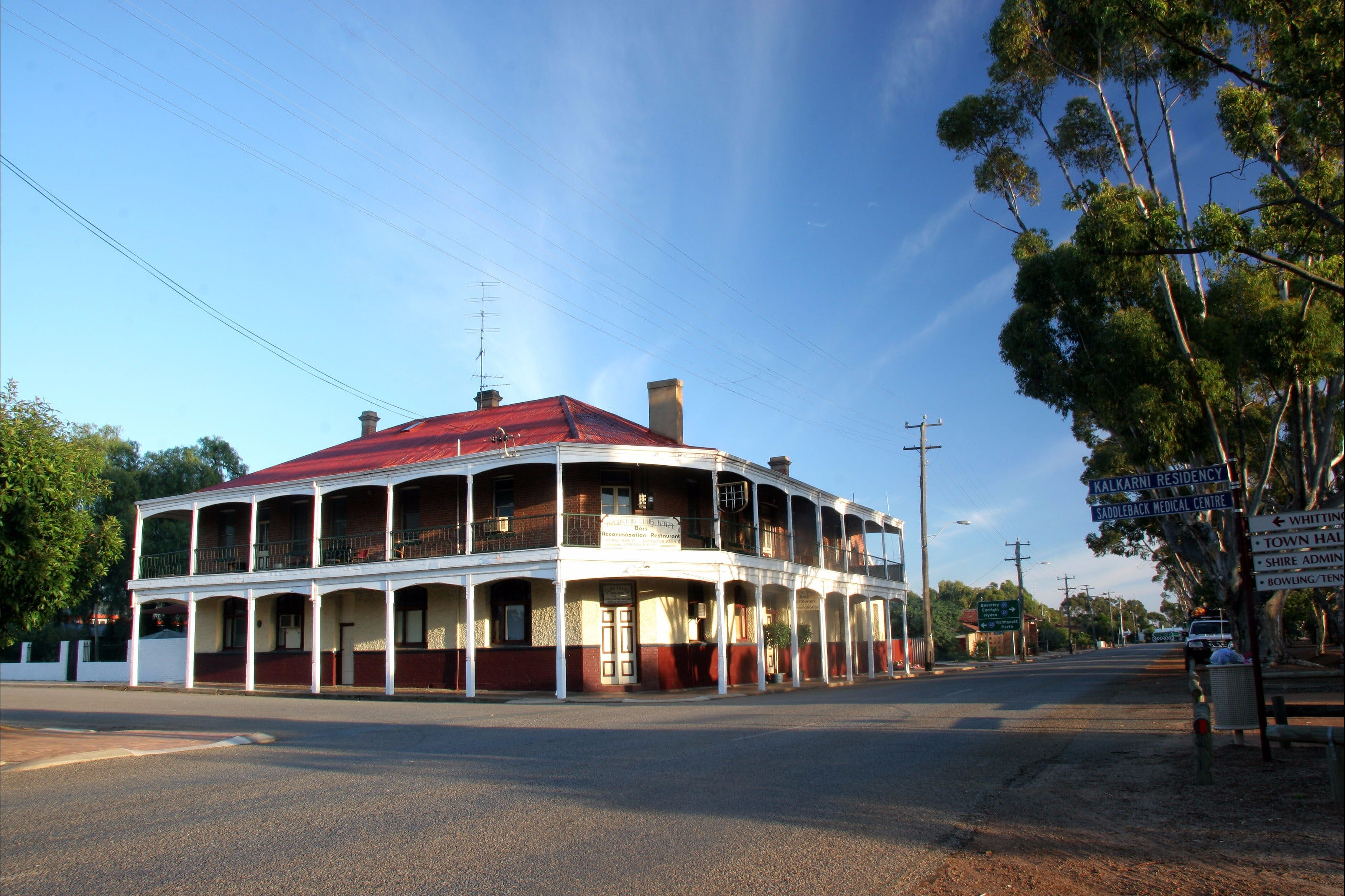 Brookton - Wagga Wagga Accommodation
