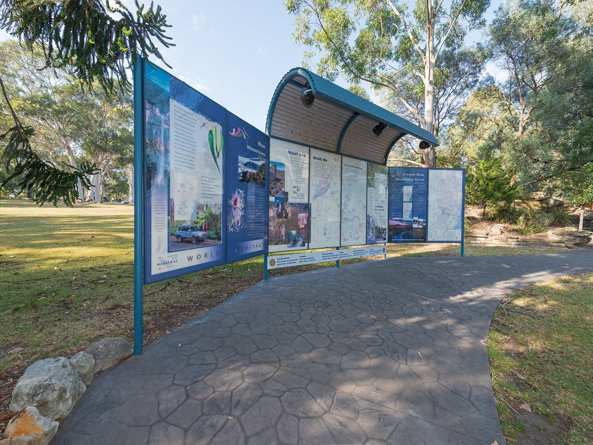 Greater Blue Mountains Drive - Glenbrook Discovery Trail - Wagga Wagga Accommodation