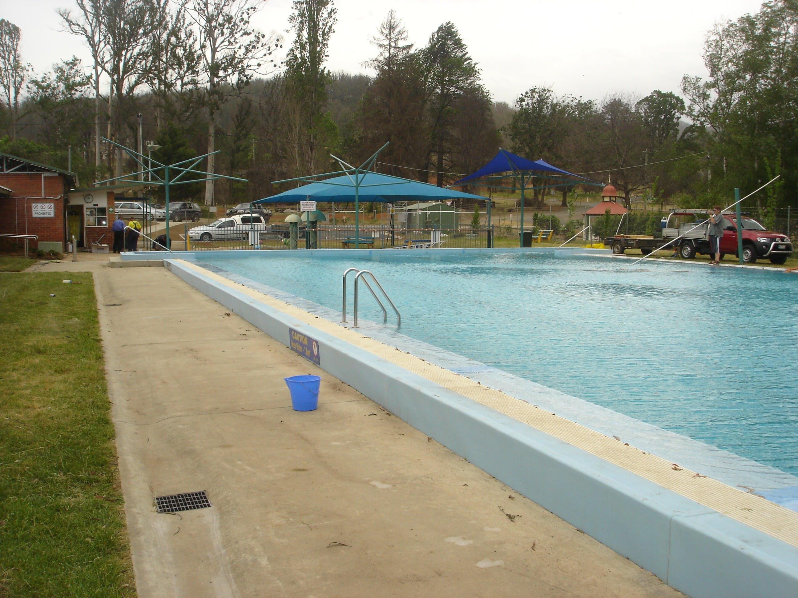 Marysville Outdoor Swimming Pool - Wagga Wagga Accommodation