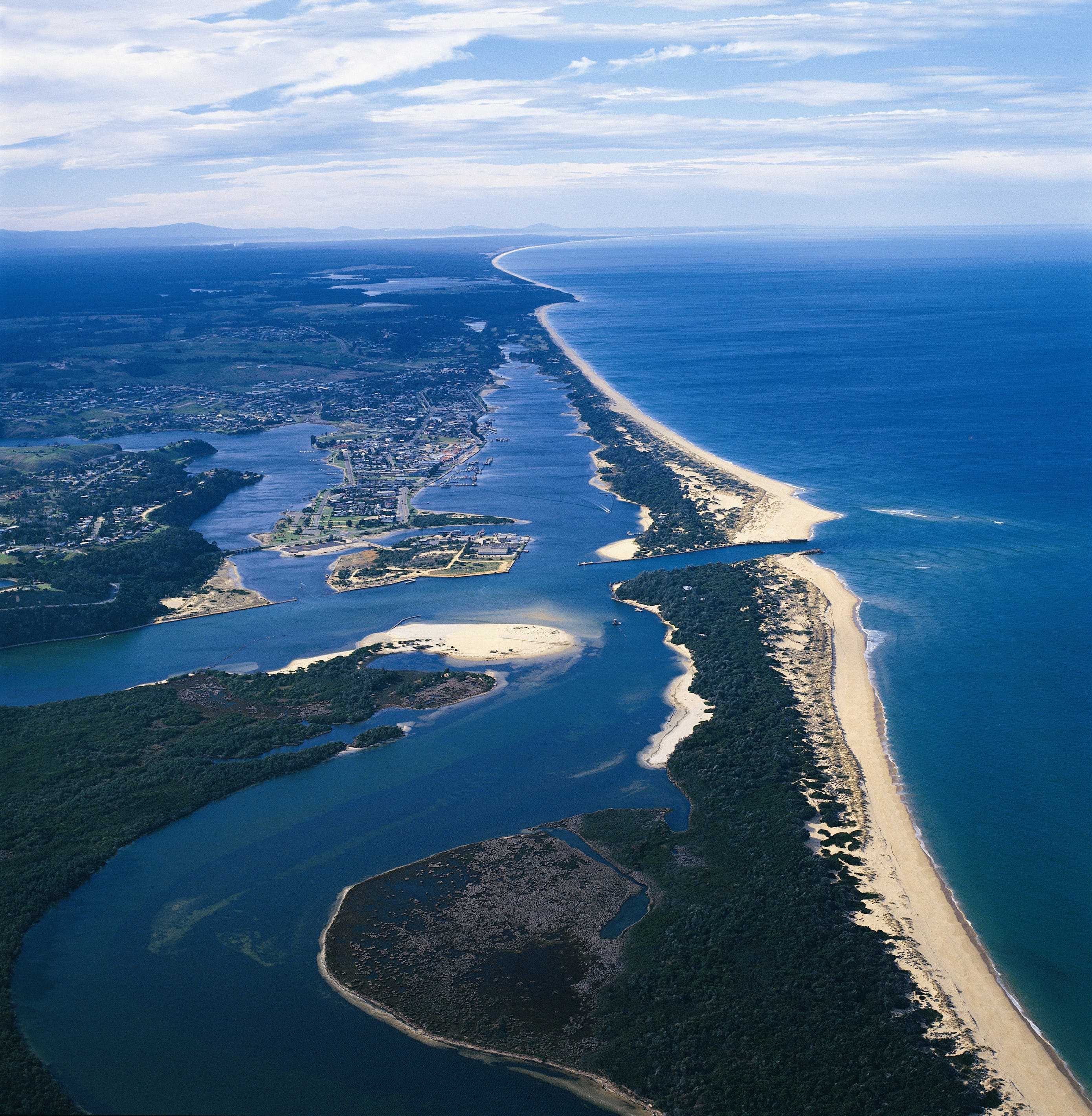 Ninety Mile Beach Marine National Park - Wagga Wagga Accommodation