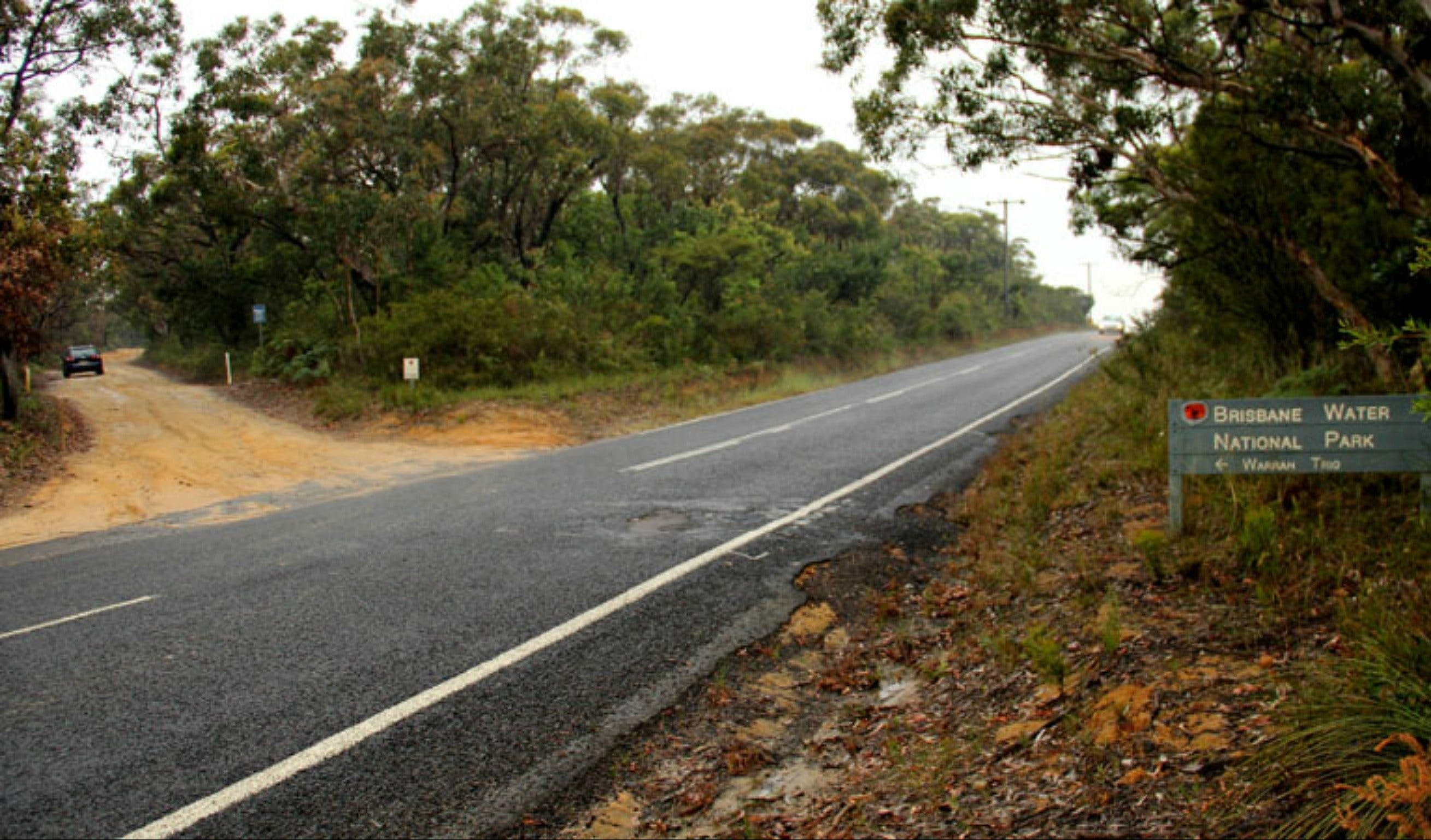 Warrah Trig cycling loop - Wagga Wagga Accommodation