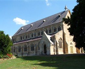 St Peters Anglican Church - Wagga Wagga Accommodation