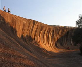 Wave Rock - Wagga Wagga Accommodation