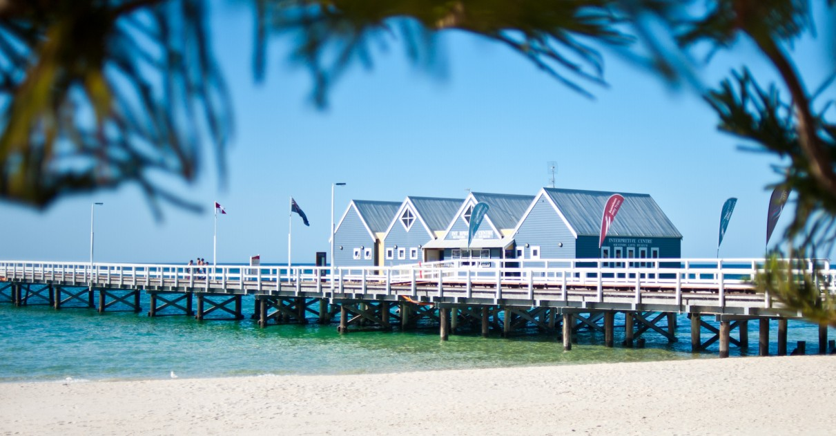 Busselton Jetty  Underwater Observatory Tour - Wagga Wagga Accommodation