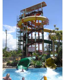 Ballina Olympic Pool and Waterslide - Wagga Wagga Accommodation
