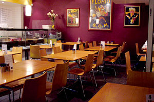 Alpha Deli  Cafe - Wagga Wagga Accommodation