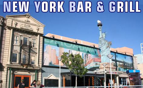 New York Bar  Grill - Wagga Wagga Accommodation
