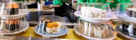 Sushi Train Indooroopilly Junction - Wagga Wagga Accommodation