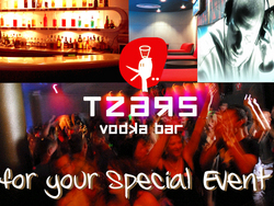Tzars Vodka Bar - Wagga Wagga Accommodation