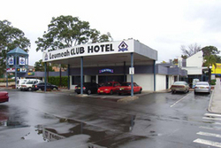 Leumeah Club Hotel - Wagga Wagga Accommodation
