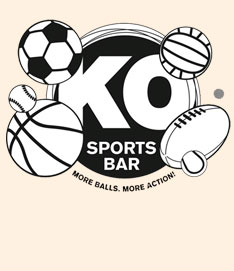 The KO Sports Bar - Wagga Wagga Accommodation