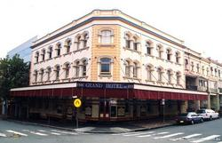 The Grand Hotel Newcastle - Wagga Wagga Accommodation