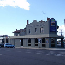 Royal Exchange Hotel - Wagga Wagga Accommodation