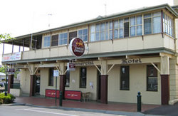 Commercial Hotel Alexandra - Wagga Wagga Accommodation