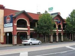 Commercial Hotel Benalla - Wagga Wagga Accommodation